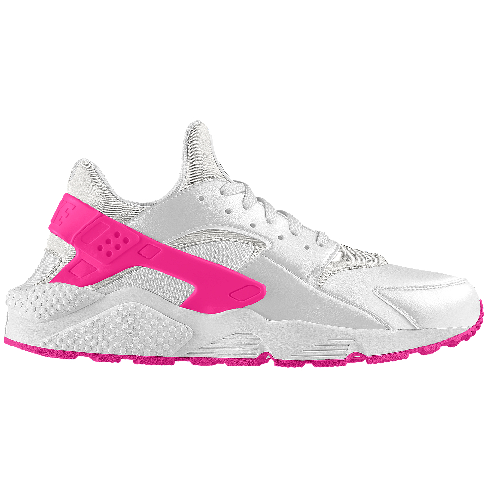 nike air huarache premium id men 39 s shoe in pink for men lyst. Black Bedroom Furniture Sets. Home Design Ideas