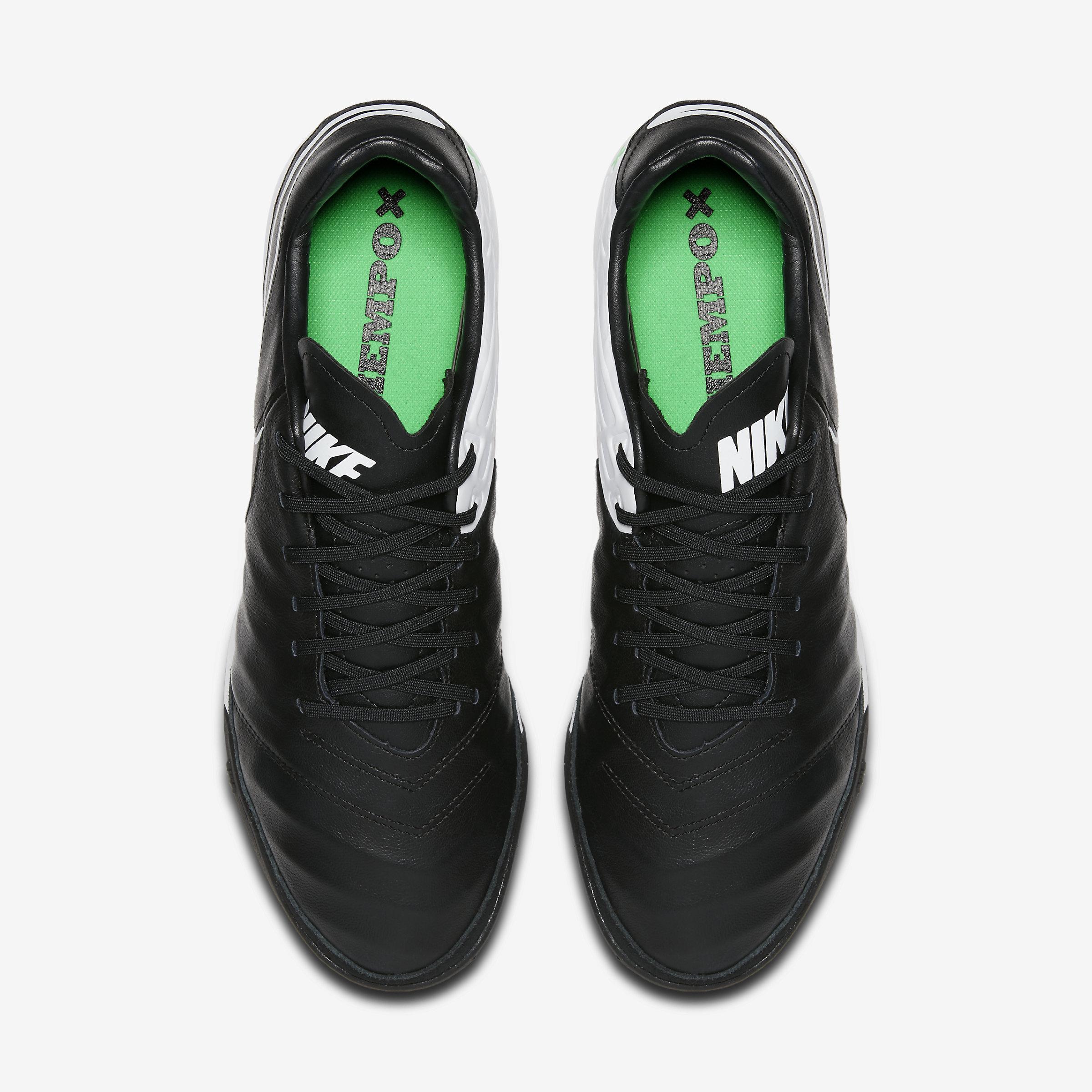 Nike Synthetic Tiempo Mystic V Tf in Black for Men