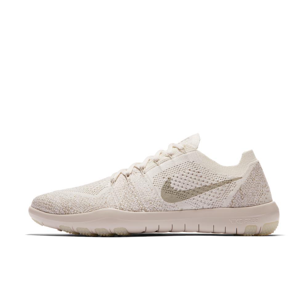 e5e3d79b7475 Lyst - Nike Free Focus Flyknit 2 Women s Training Shoe in Gray