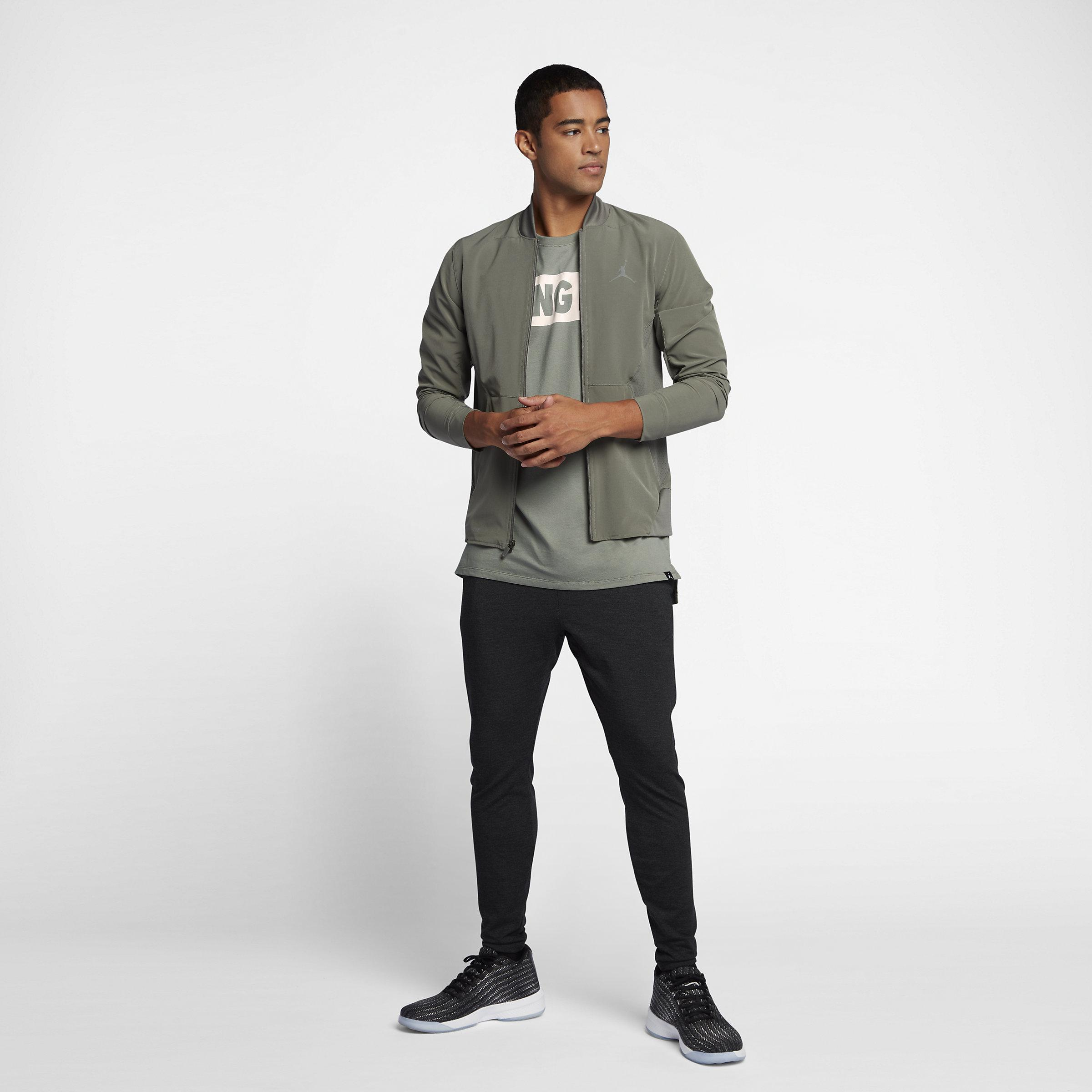 "Nike Cotton Jordan Lifestyle ""wing It"" in Green for Men"