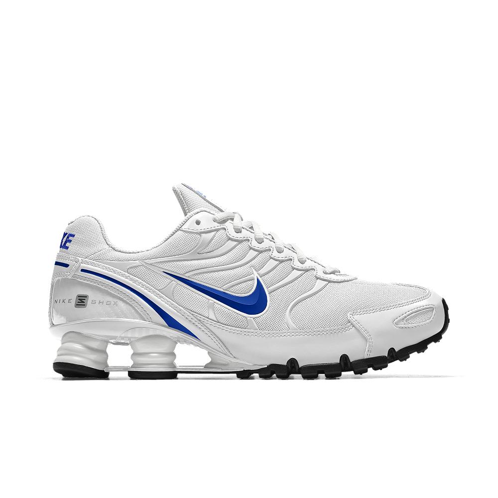 quality design dd1a5 29725 Nike White Shox Turbo Vi Id Women's Shoe