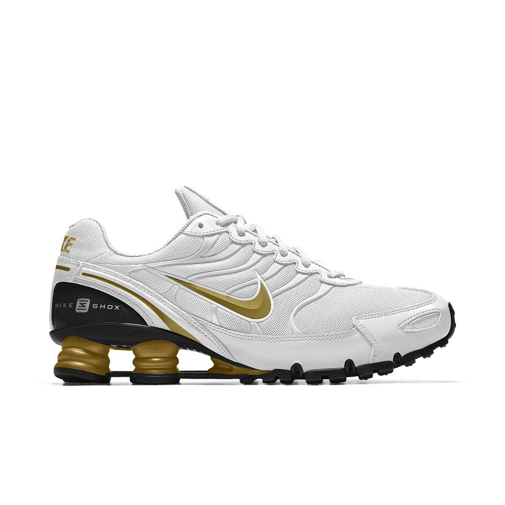 24db983c509a Lyst - Nike Shox Turbo Vi Id Men s Shoe in Metallic for Men