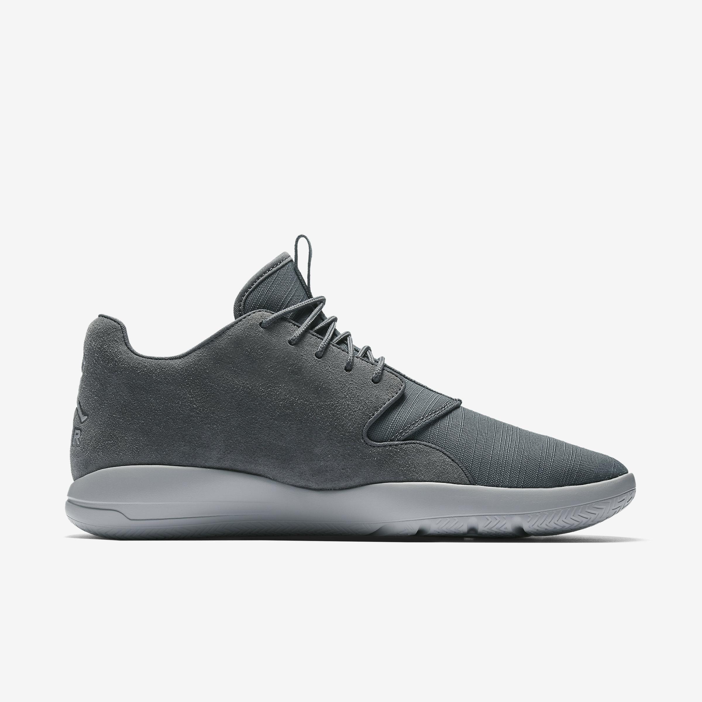 Nike Jordan Eclipse Leather in Grey for Men