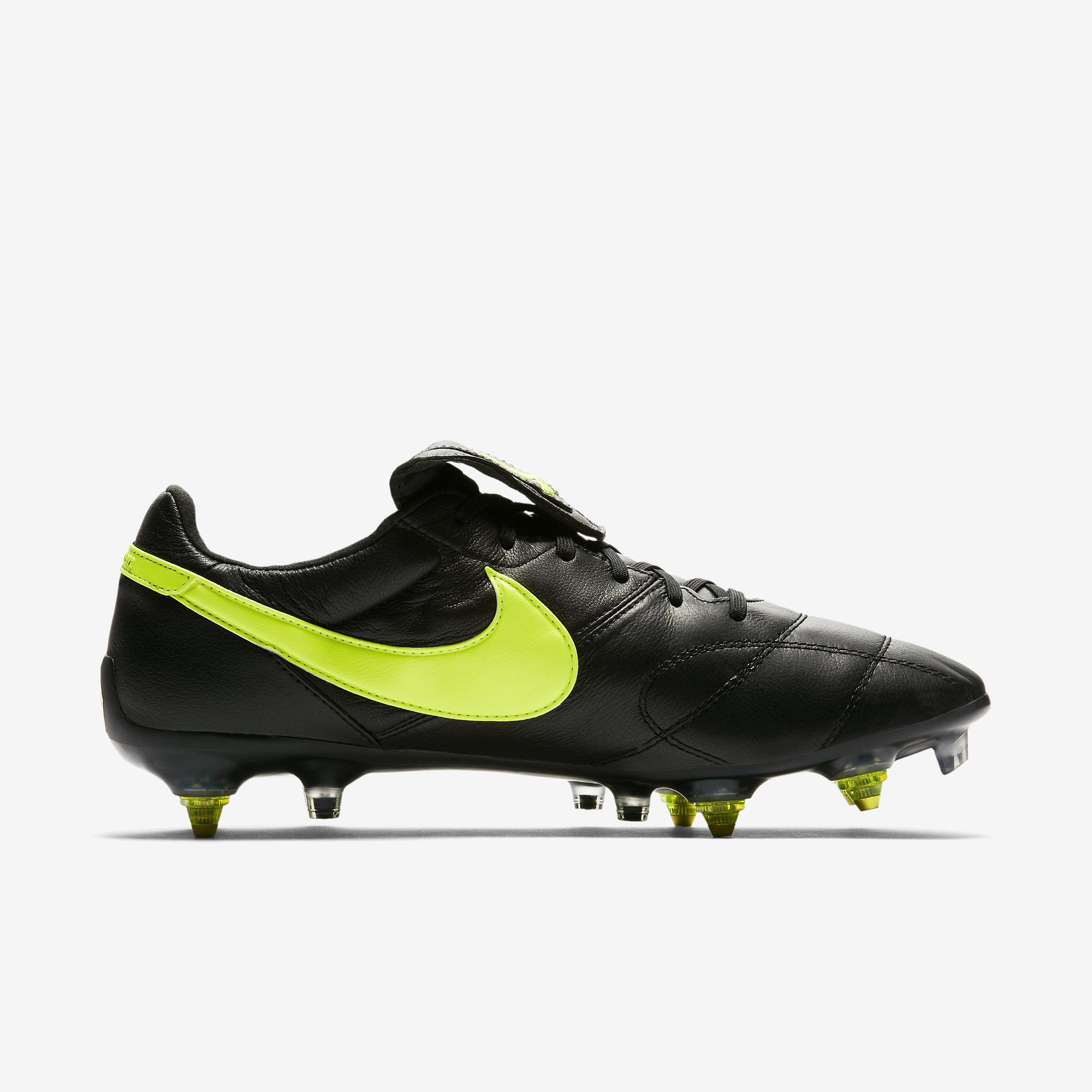 Nike Leather Premier Ii Anti-clog Traction Sg-pro in Black for Men