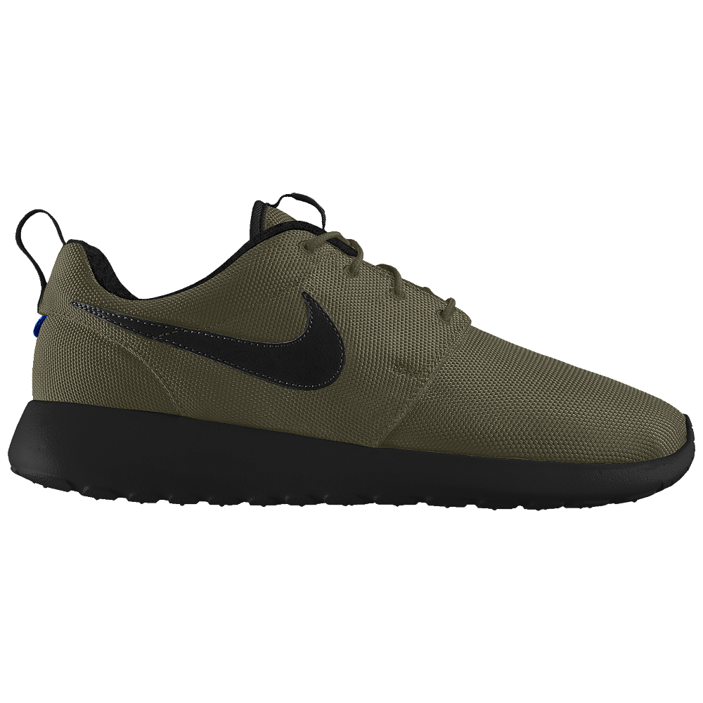 1ee89485ae033 Lyst - Nike Roshe One Premium Pendleton Id Men's Shoe in Green for Men