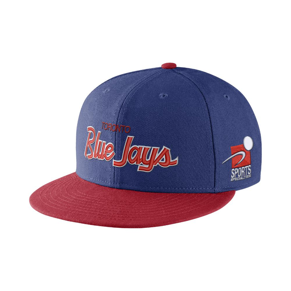 new styles d22ec 47d73 Nike. Men s Pro Sport Specialties (mlb Blue Jays) Adjustable Hat ...