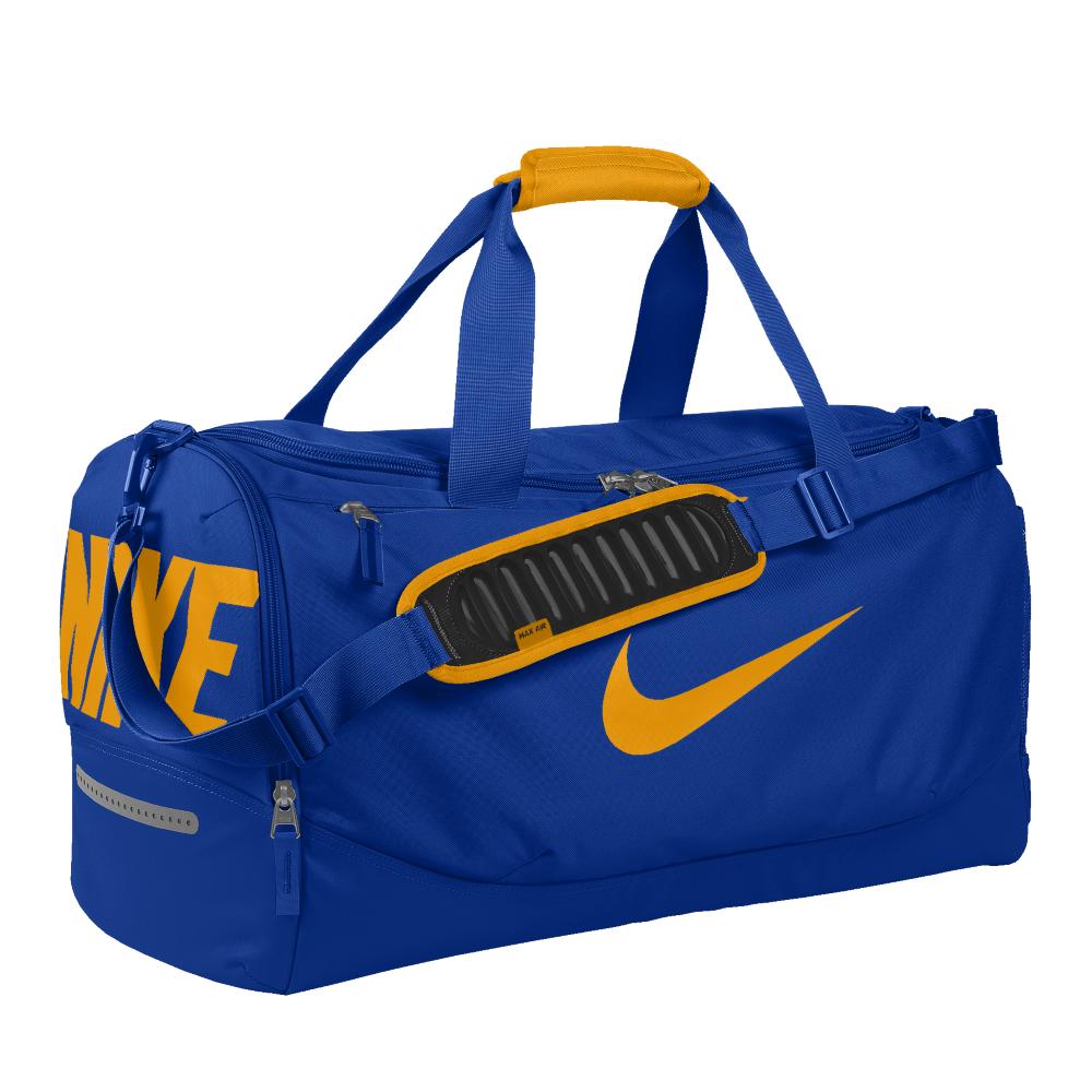 Team Training Max Air Id Duffel Bag Medium Yellow