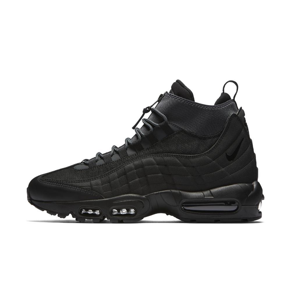 nike air max 95 sneakerboot men's boot