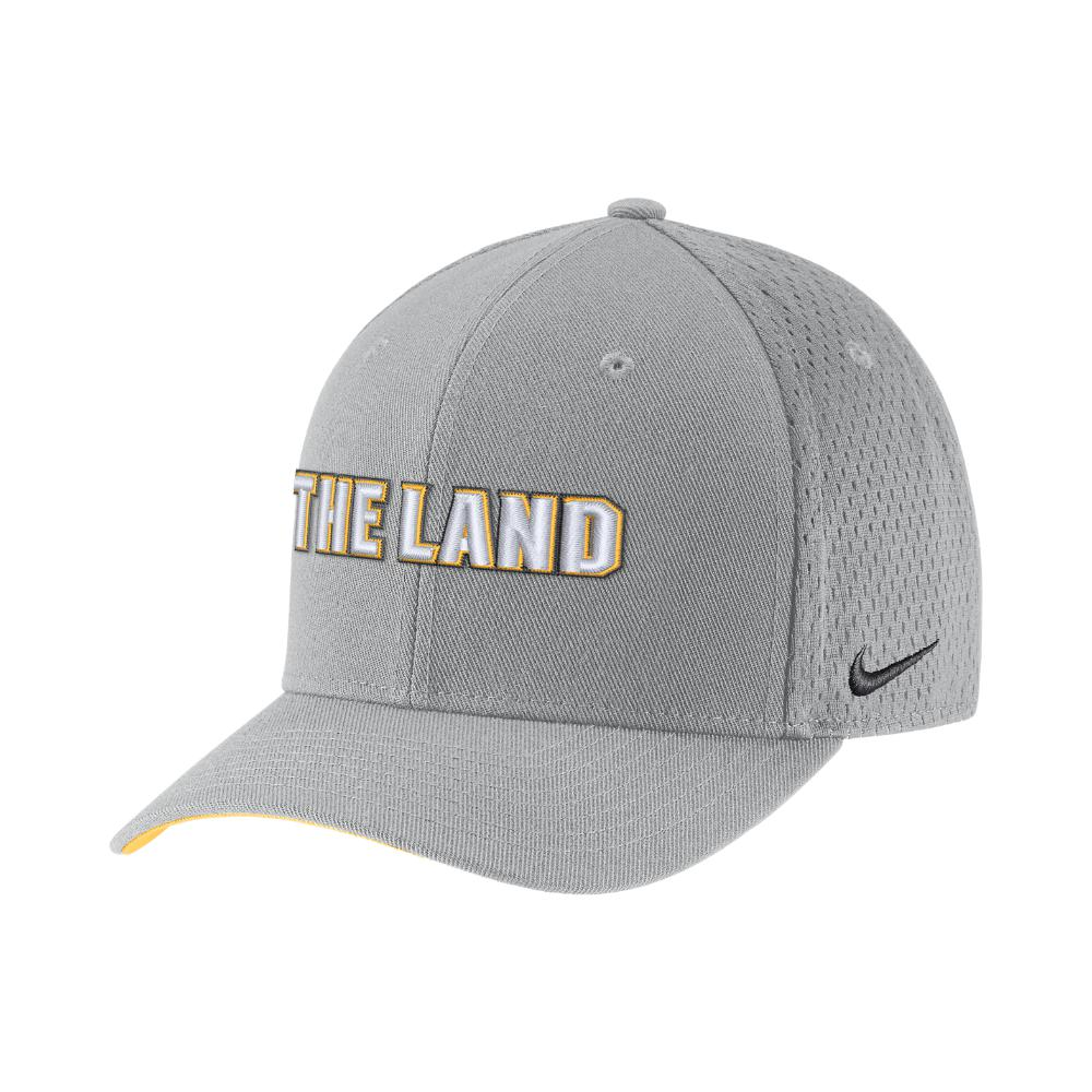 ae9cb62958b42 Nike Cleveland Cavaliers City Edition Classic99 Nba Hat (silver) in ...