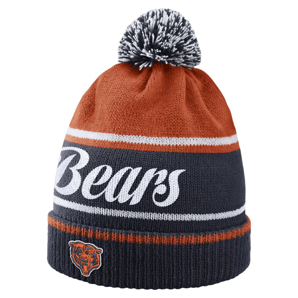 0ced30361ef Lyst - Nike Historic (nfl Bears) Knit Hat (blue) in Blue for Men
