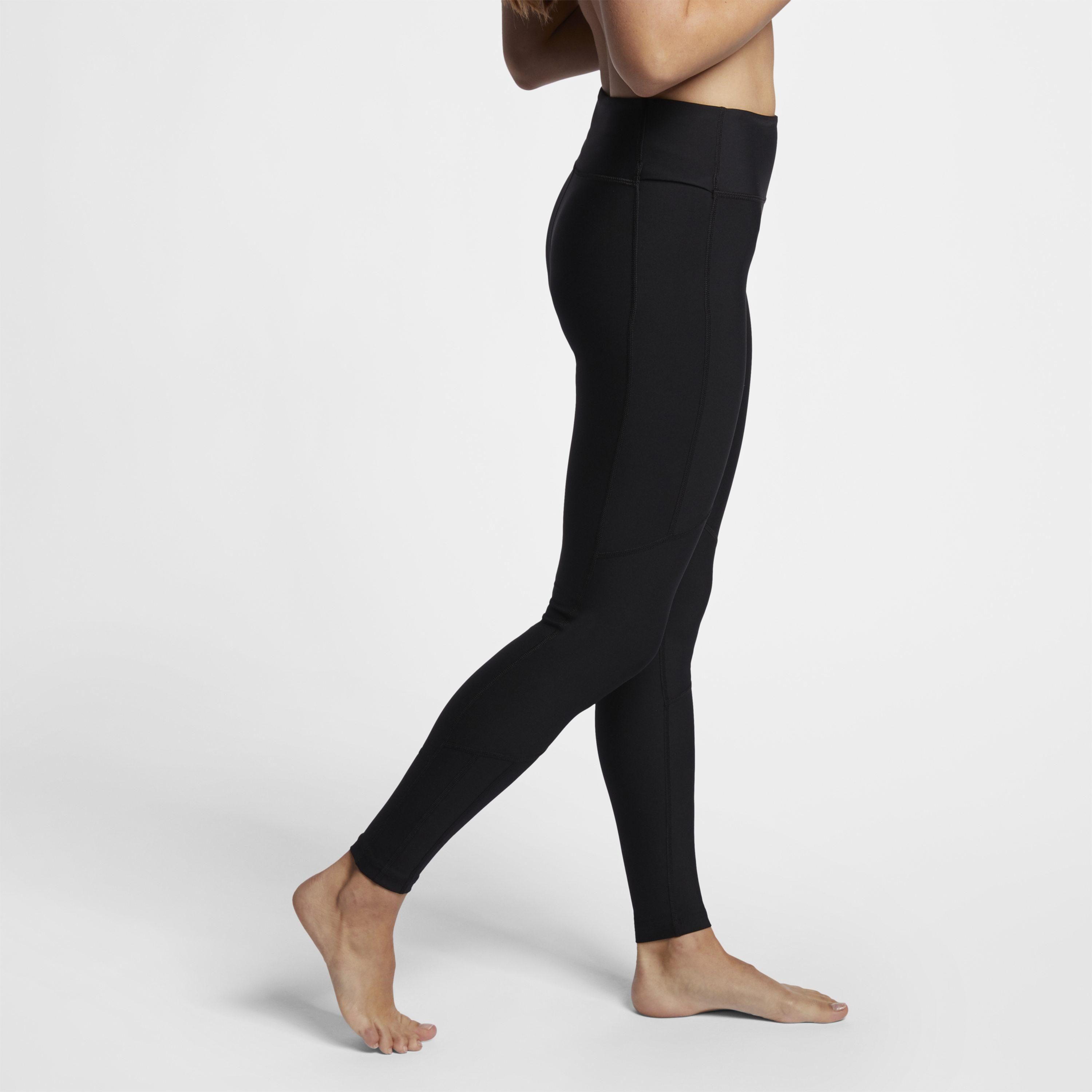 d08cfd0589107 ... Hurley Quick Dry Street Ready Surf Leggings - Lyst. View fullscreen