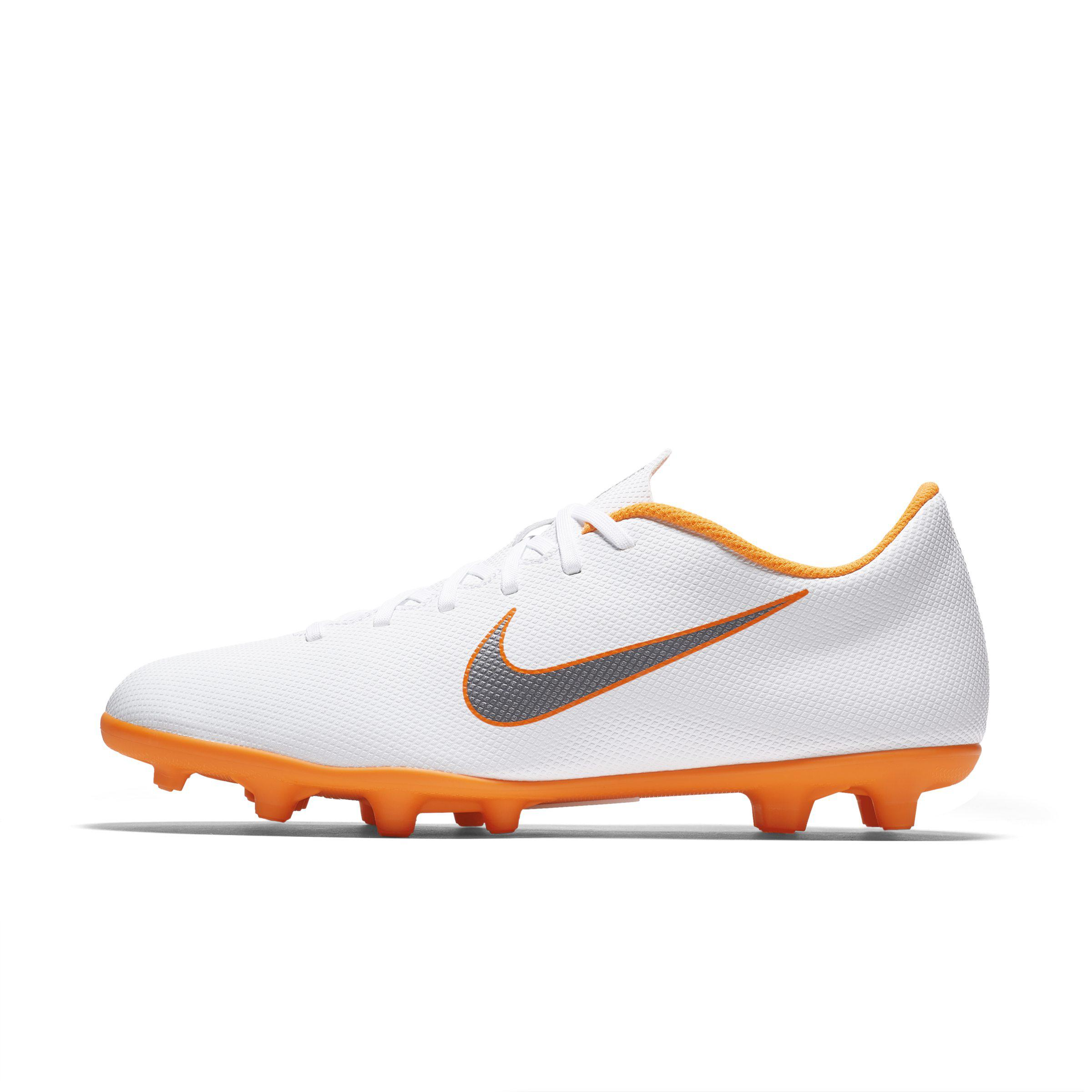 Nike Mercurial Vapor Xii Club Just Do It Mg Multi-ground Football Boot in  White - Lyst