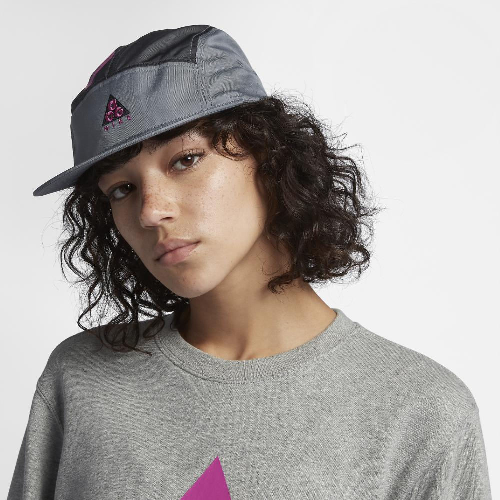a8455ccd851 Lyst - Nike Acg Aw84 Adjustable Hat (grey) in Gray