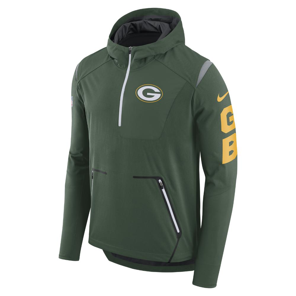 c78100db55d83 Lyst - Nike Alpha Fly (nfl Packers) Men s Jacket in Green for Men