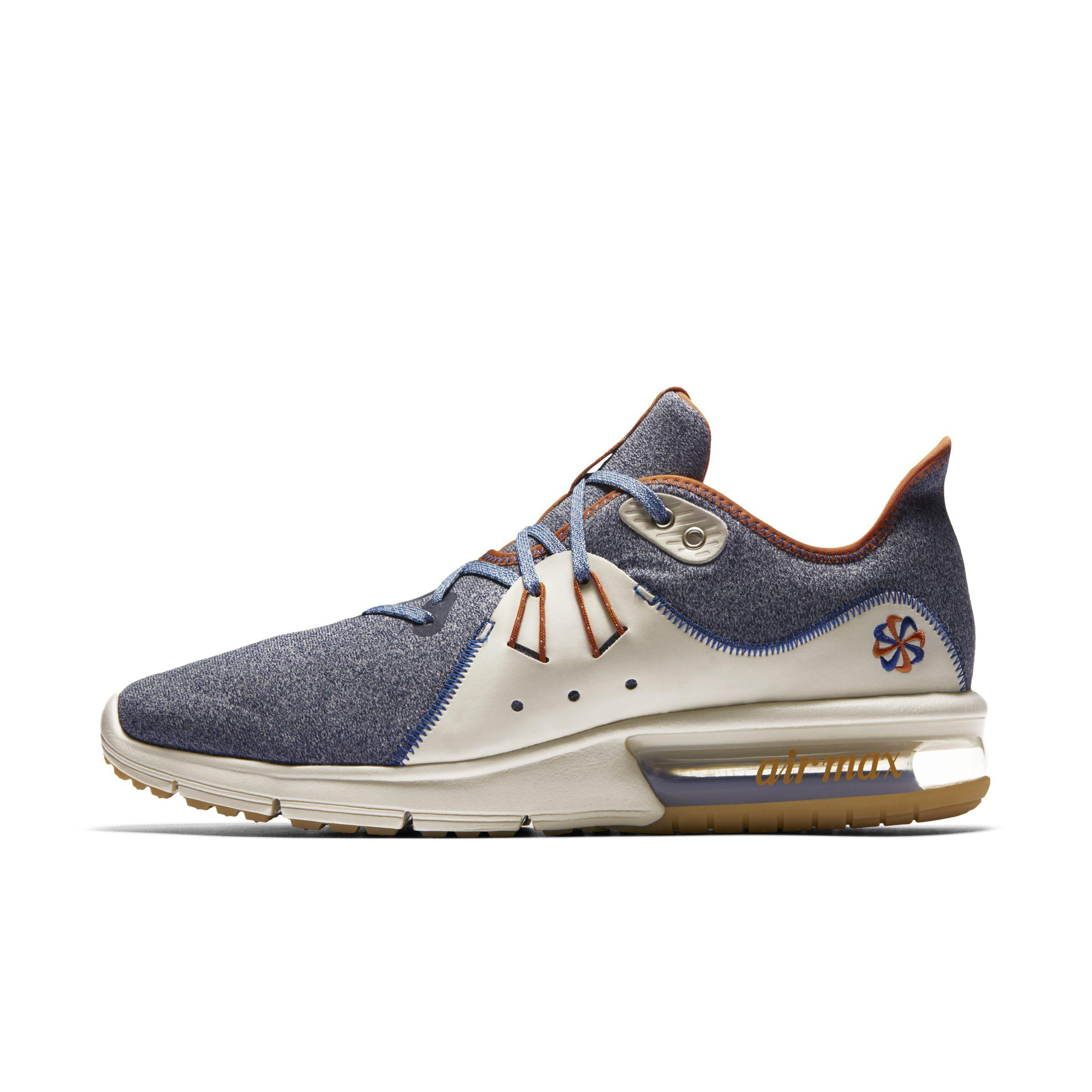buying new 50% off on feet images of Air Max Sequent 3 Premium Vst Running Shoe
