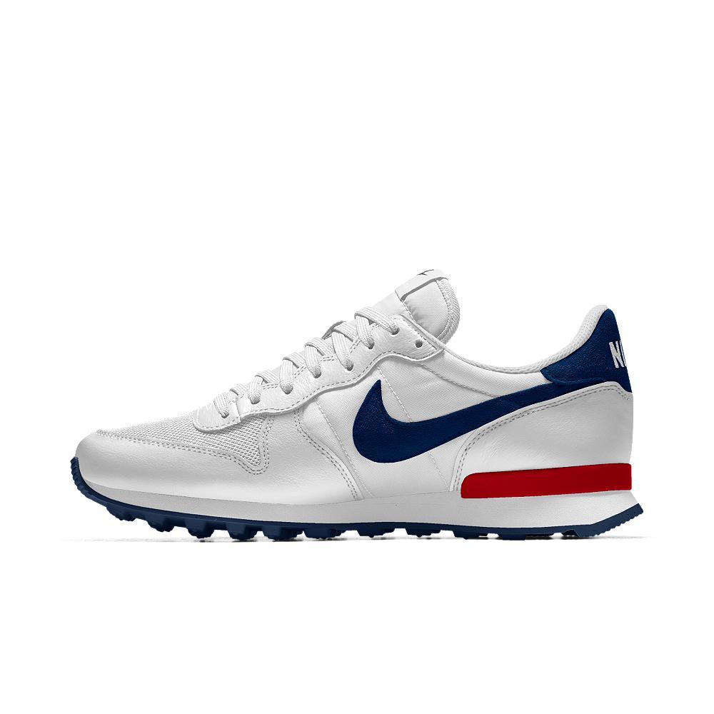 best service 57a11 a2585 nike internationalist id men s Lyst - Nike Internationalist Id Men s Shoe  in Blue for Men