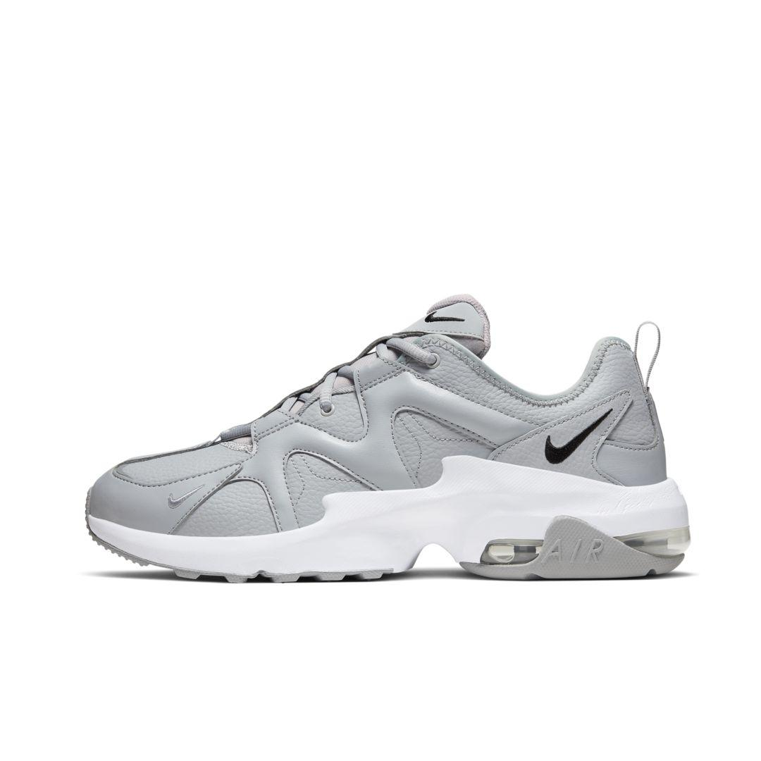 Nike Leather Air Max Graviton Shoe in Grey (Gray) for Men - Lyst