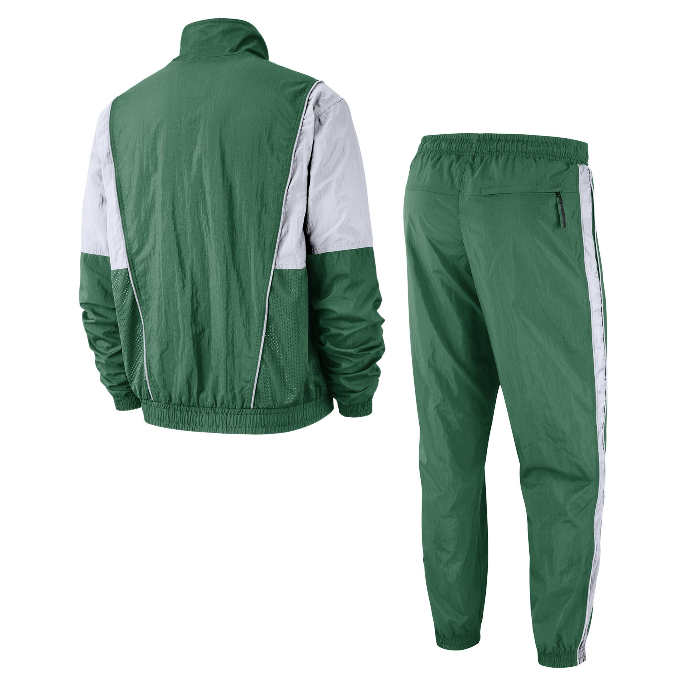thoughts on new concept new authentic Nike Boston Celtics NBA-Trainingsanzug für Herren in Grün ...