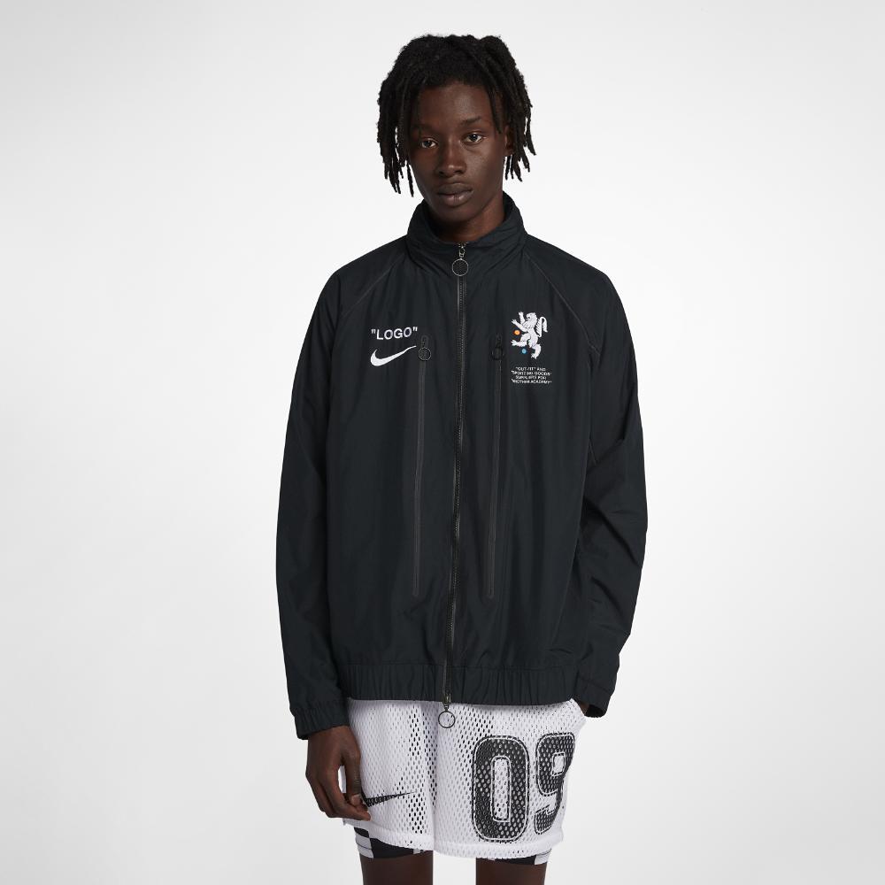 Off-white Men's Track Jacket