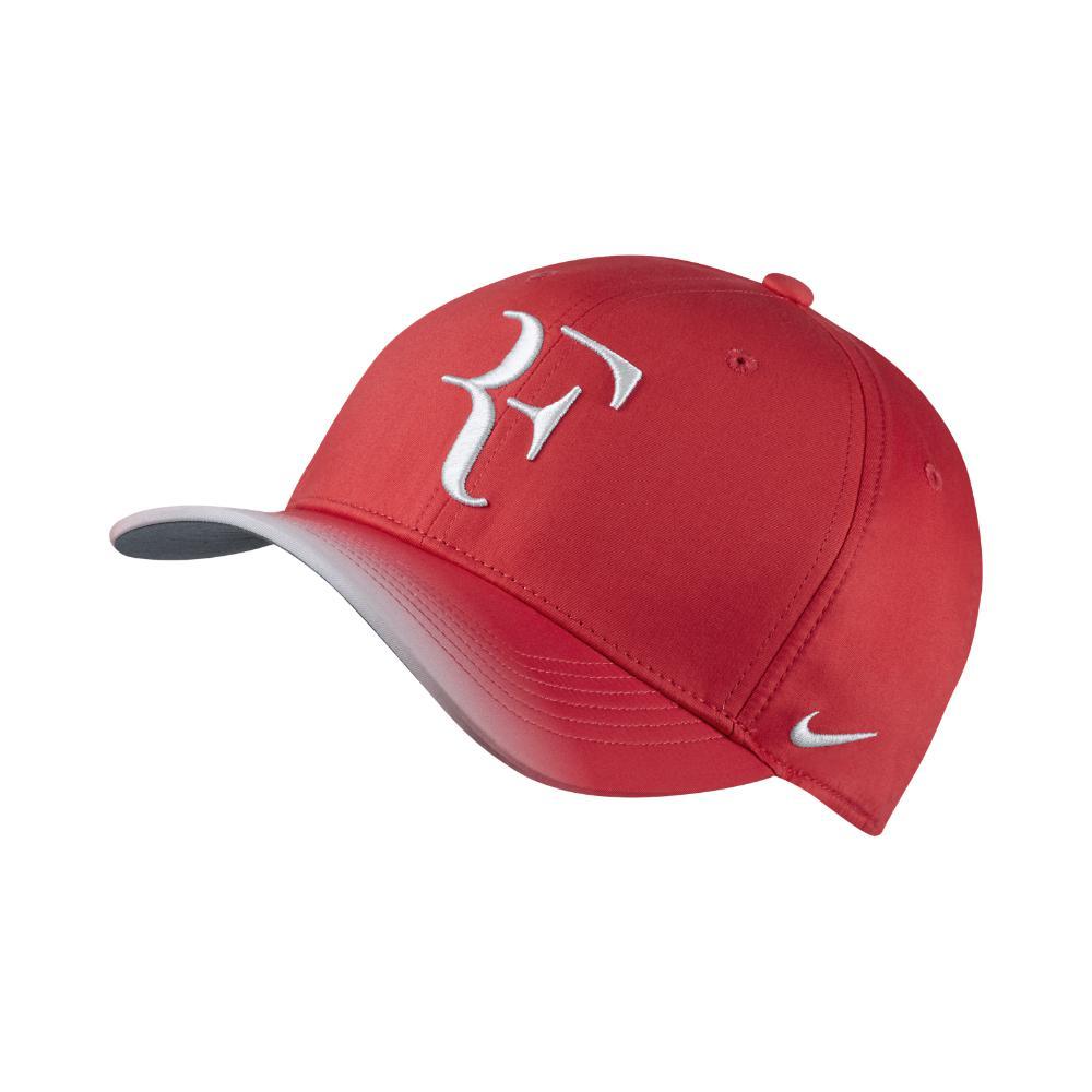 cd84726e Lyst - Nike Court Aerobill Roger Federer in Red for Men