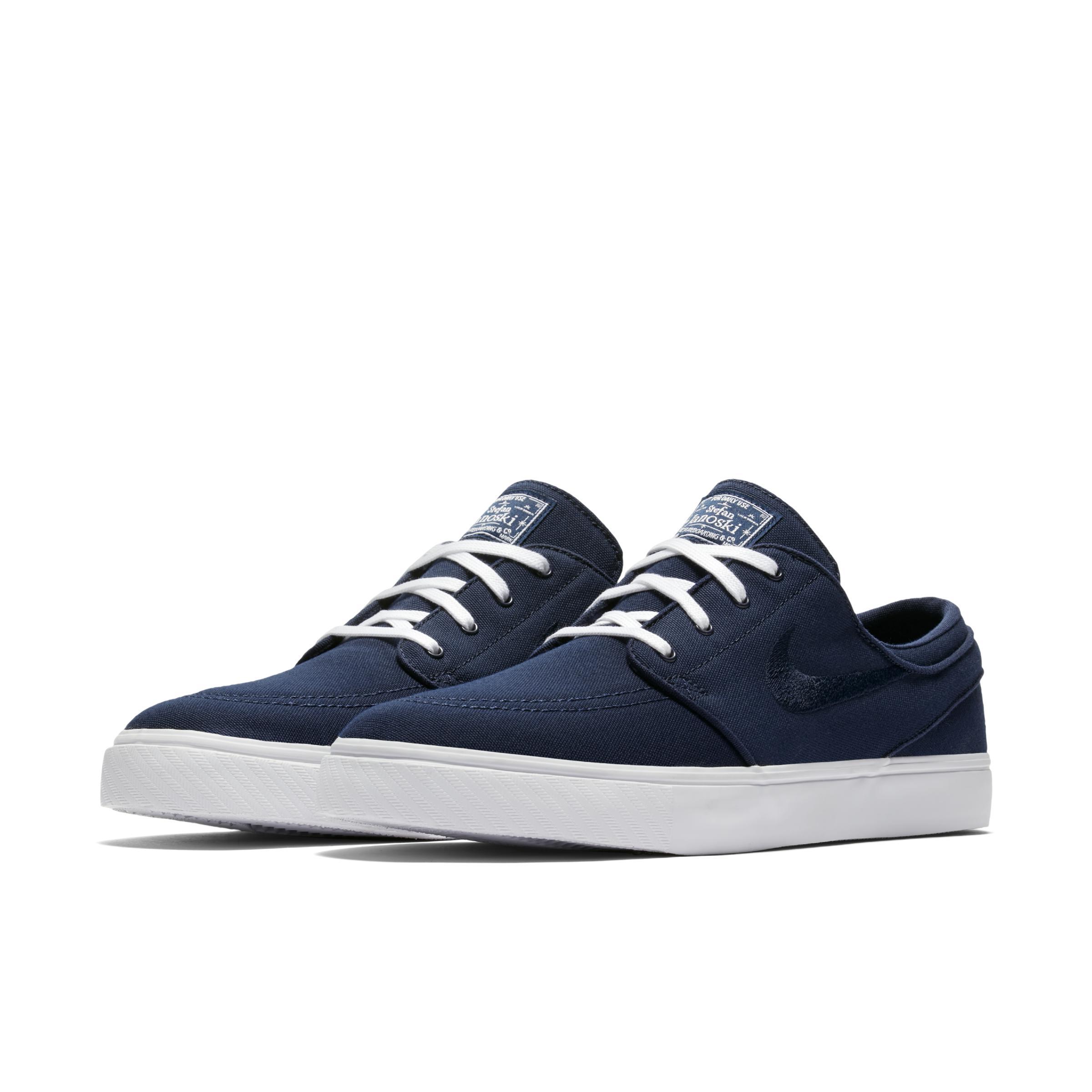 pretty nice 32826 864ec SB Zoom Stefan Janoski Canvas Zapatillas de skateboard Nike de ...