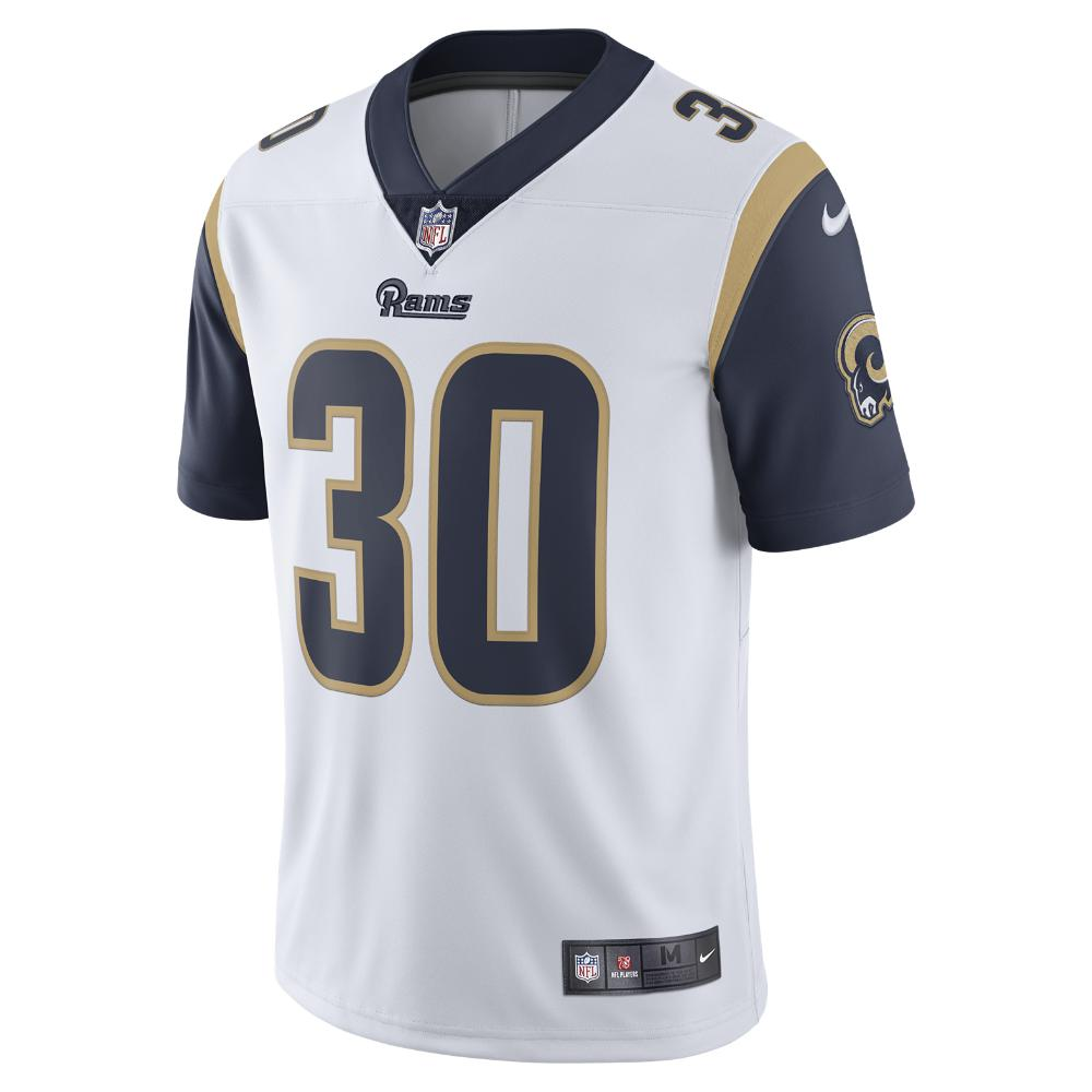 Nike. Blue Nfl Los Angeles Rams Limited (todd Gurley Ii) Men s Football  Jersey 598fe6c2a