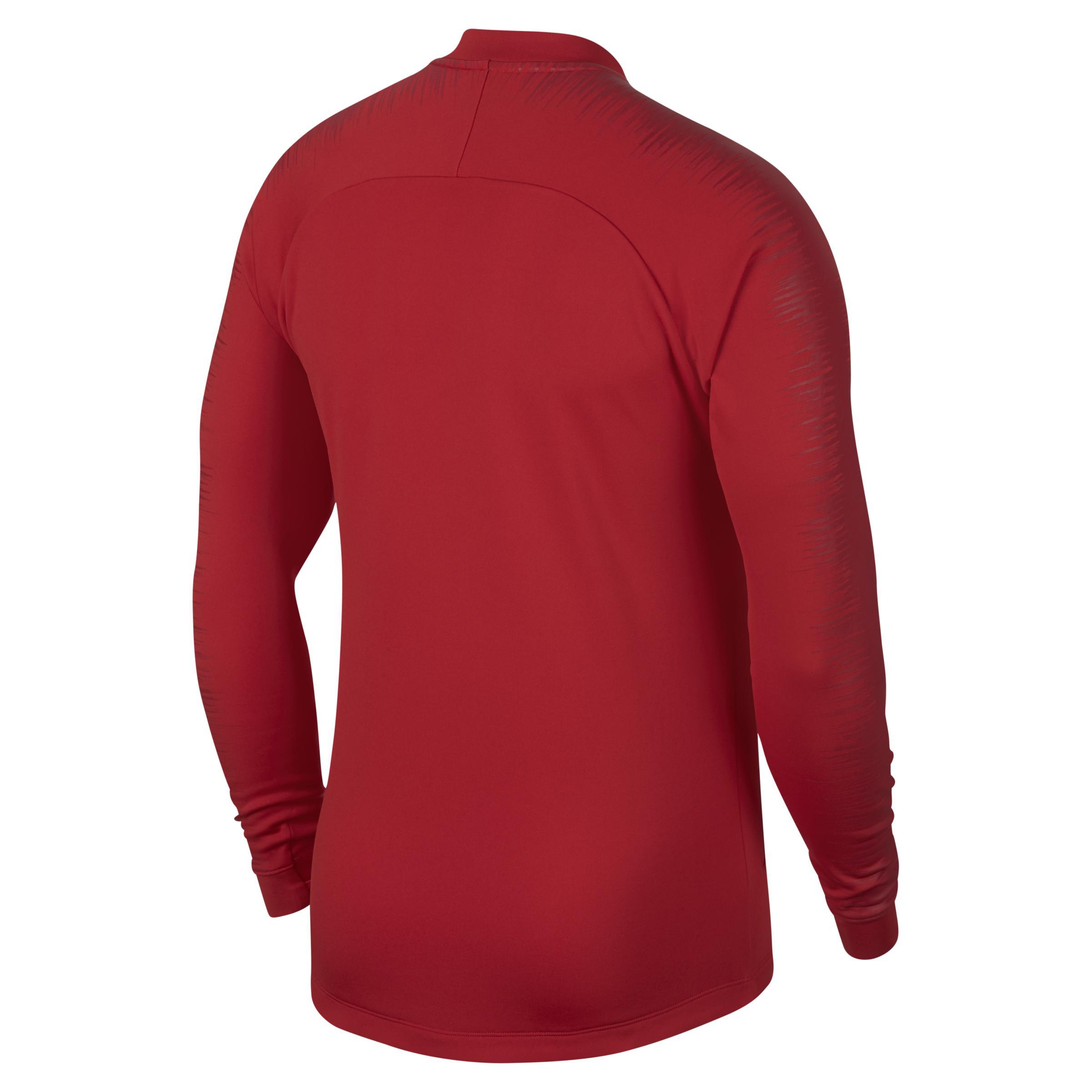 Football Homme Anthem Coloris Veste Rouge Fff Pour De CqOzz8wv