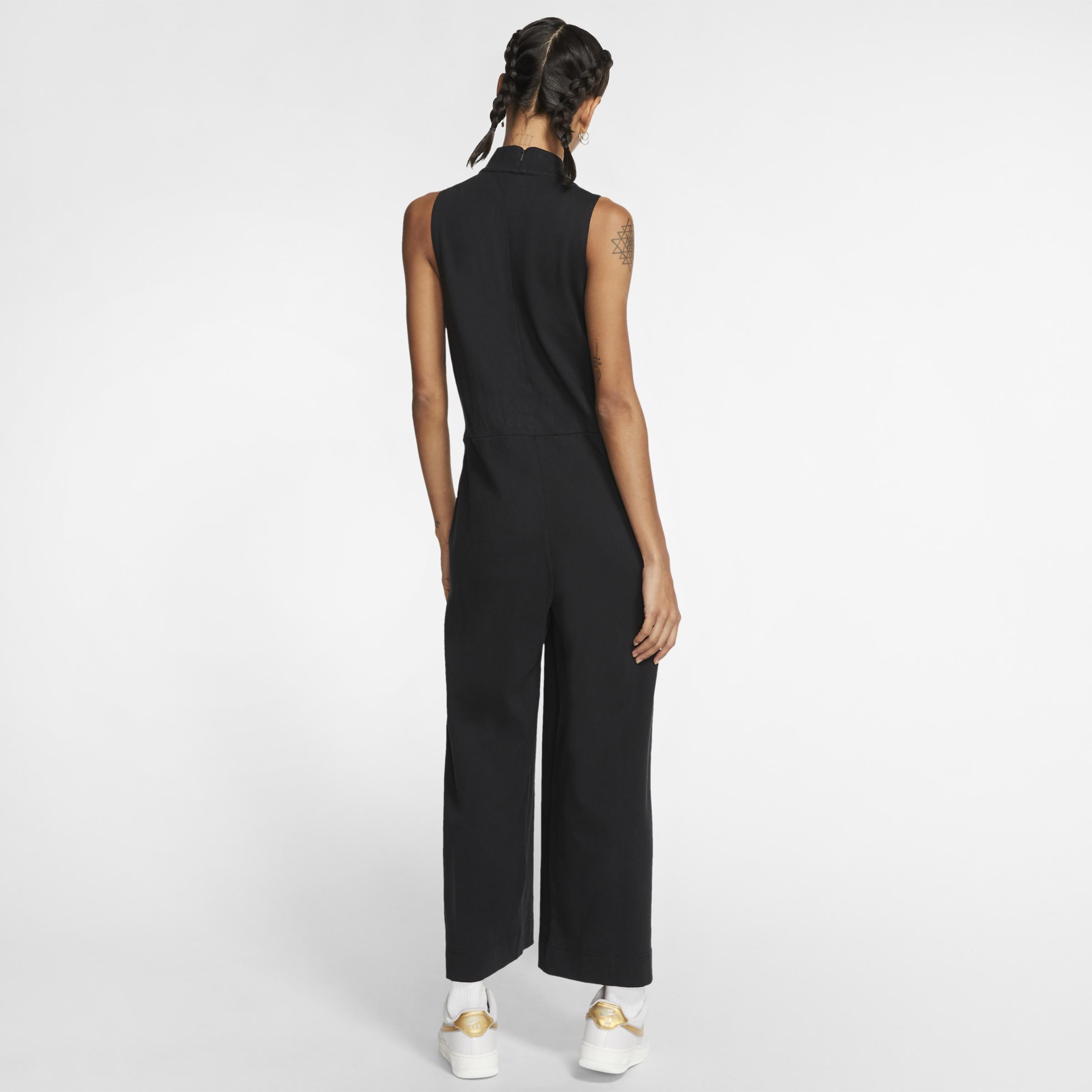 Combinaison en jersey Sportswear pour Nike en coloris Noir