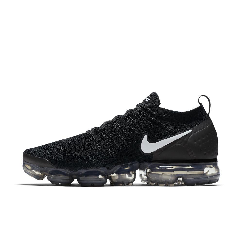 7faa6d4df2162 Lyst - Nike Air Vapormax Flyknit 2 Men s Running Shoe in Black for Men