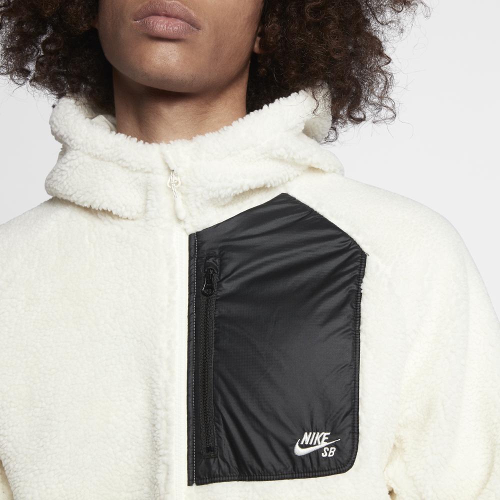 Nike Sb Everett Men's Fleece Hoodie in