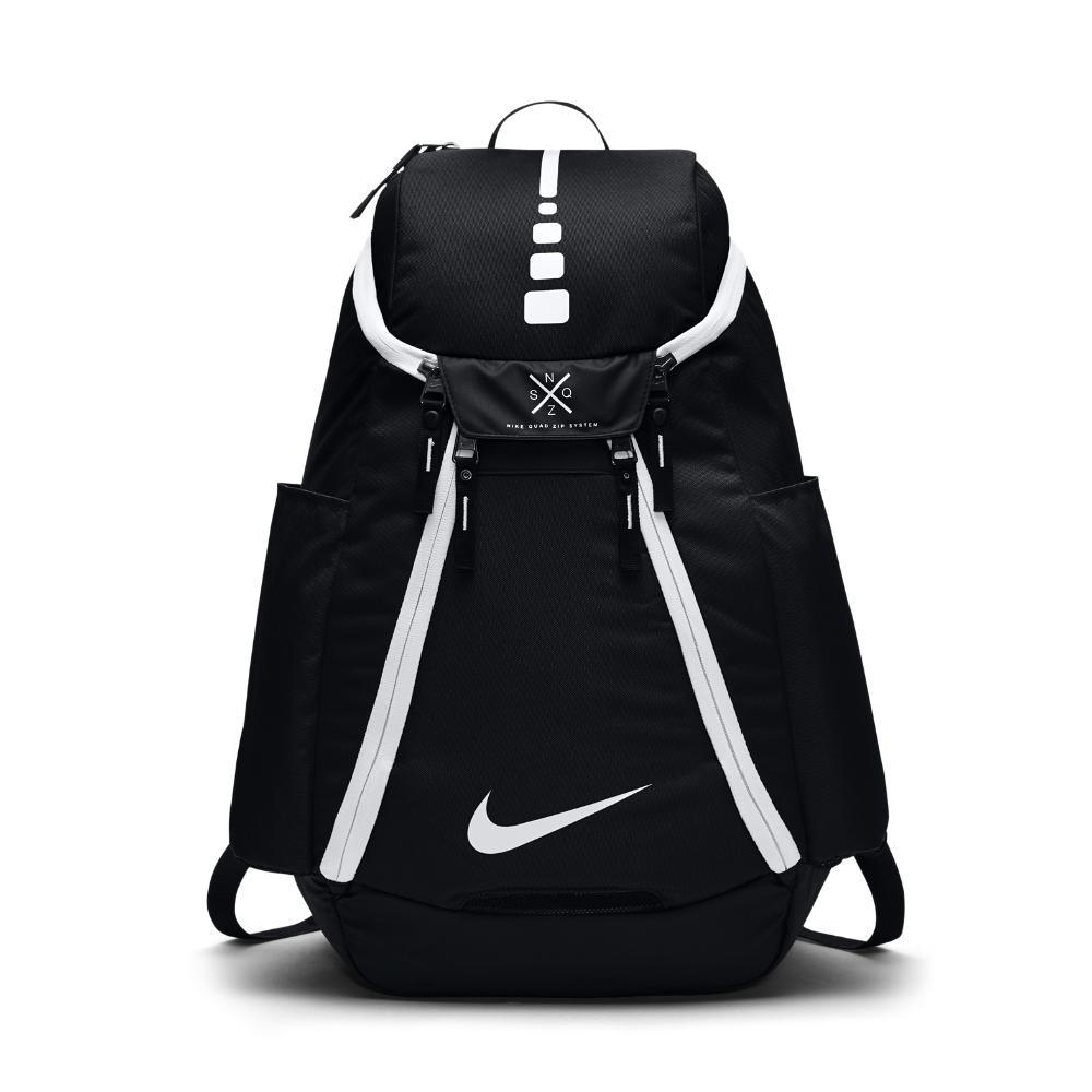 Lyst - Nike Hoops Elite Max Air Team 2.0 Basketball Backpack (black ... 8cc9fce2e42b7
