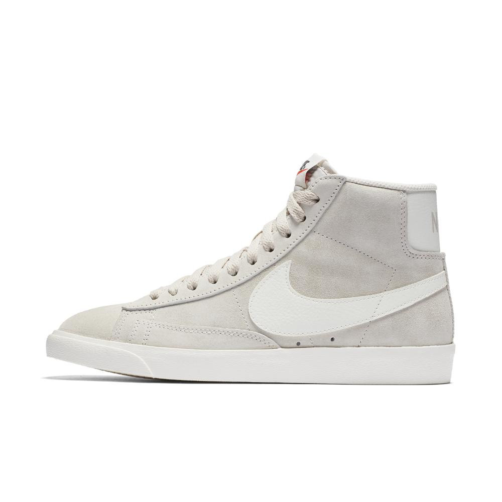 576b2923b1a28 Lyst - Nike Blazer Mid Vintage Women s Shoe in Natural