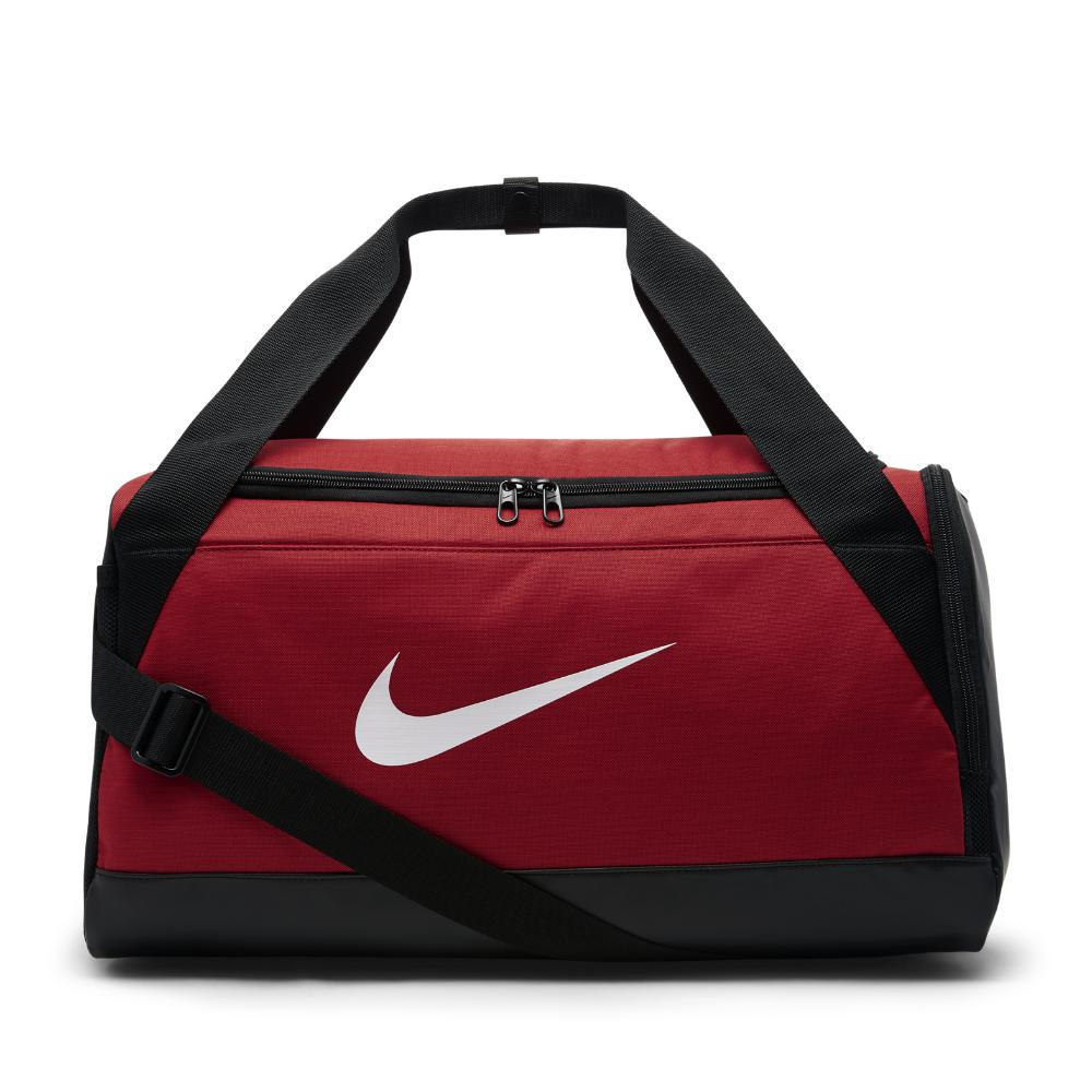 Lyst - Nike Brasilia (small) Training Duffel Bag (red) - Clearance ... 5f08119e19890