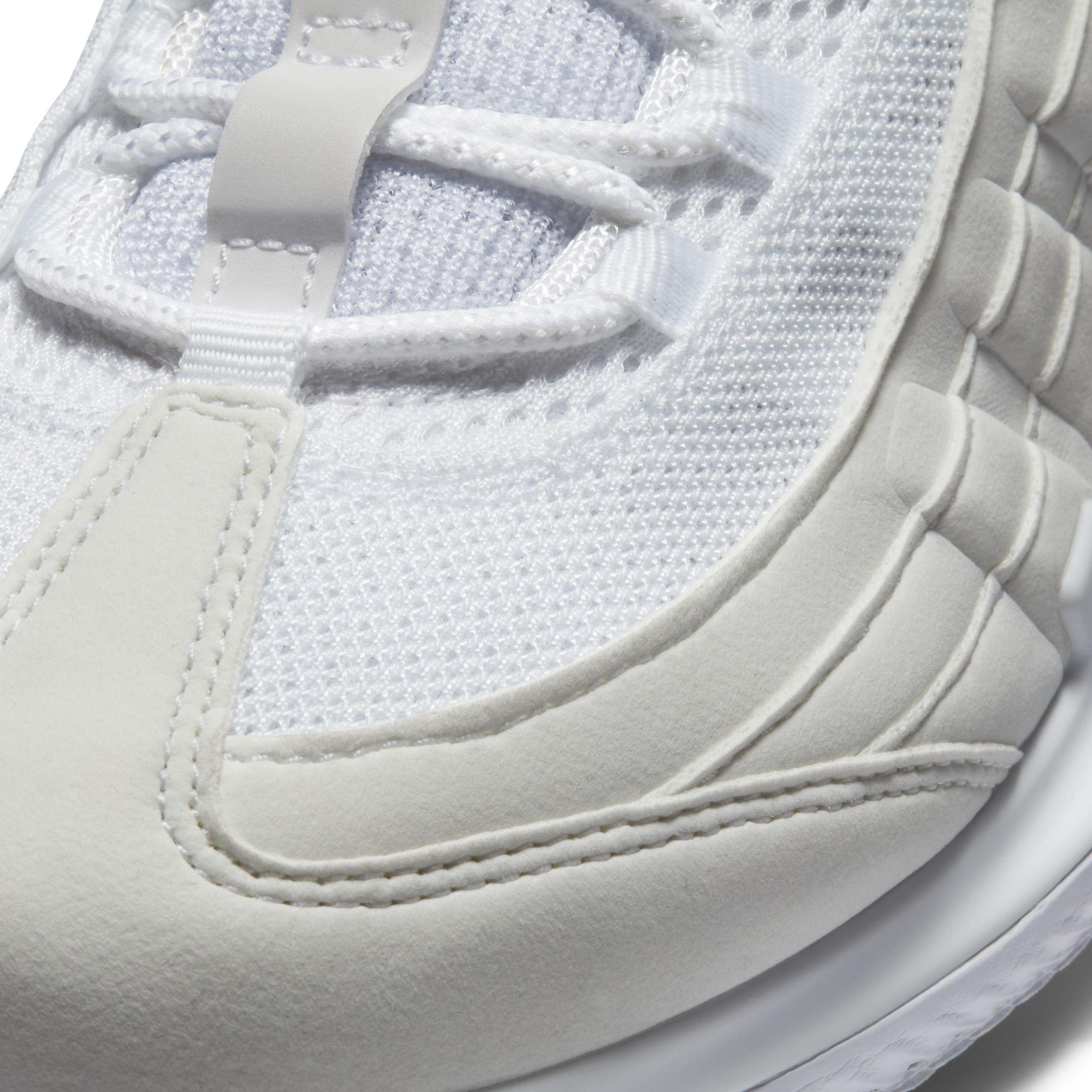 Nike Synthetic Court Zoom Vapor X Air Max 95 Tennis Shoe in White ...