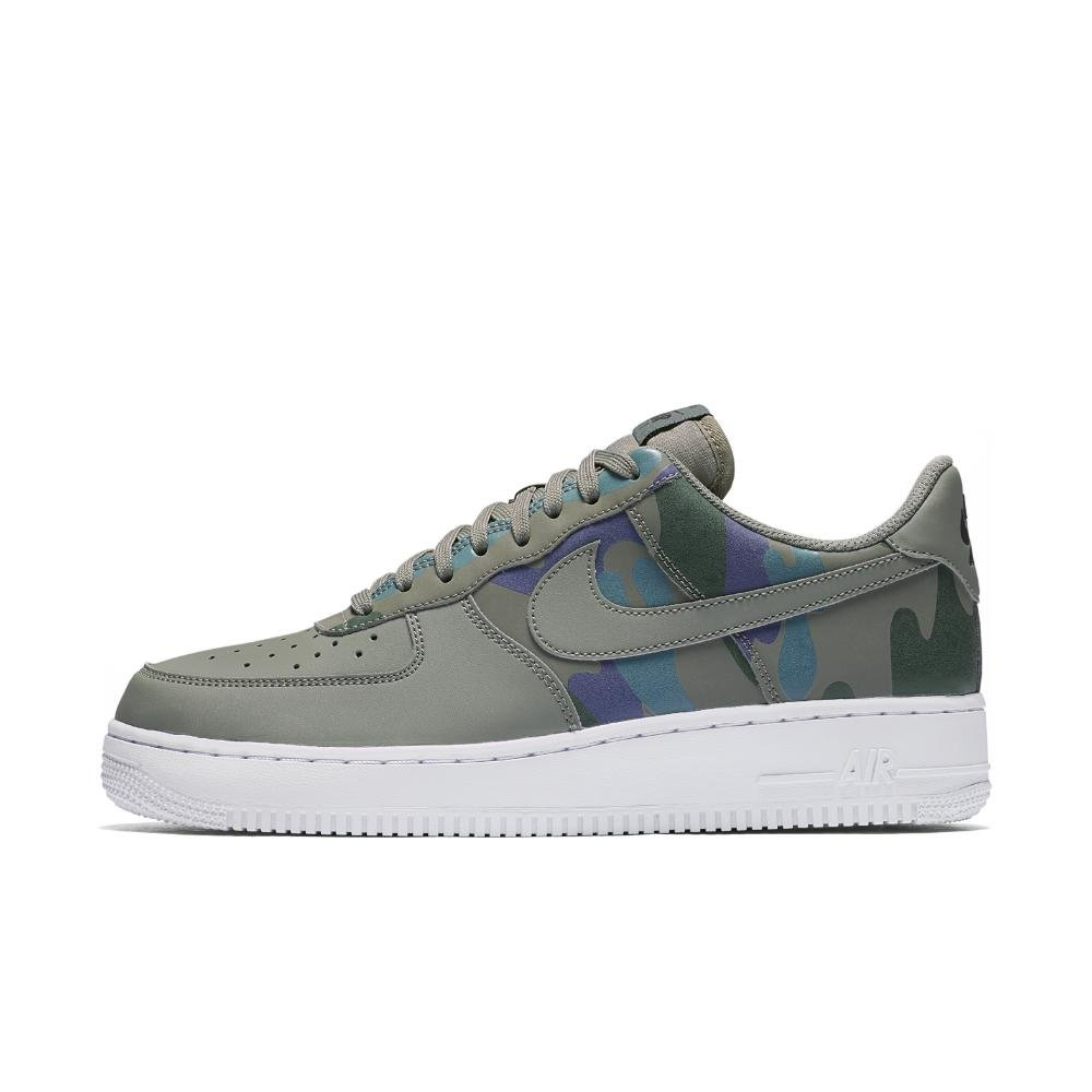 Nike Synthetic Air Force 1 '07 Low Camo Men's Shoe in Blue for Men ...