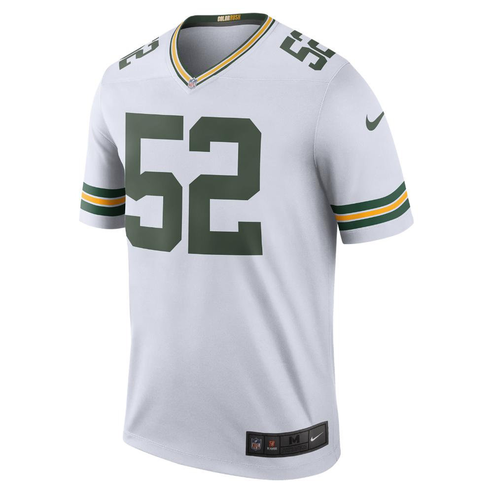 fe1e6a515 Lyst - Nike Nfl Green Bay Packers Color Rush Legend (clay Matthews ...