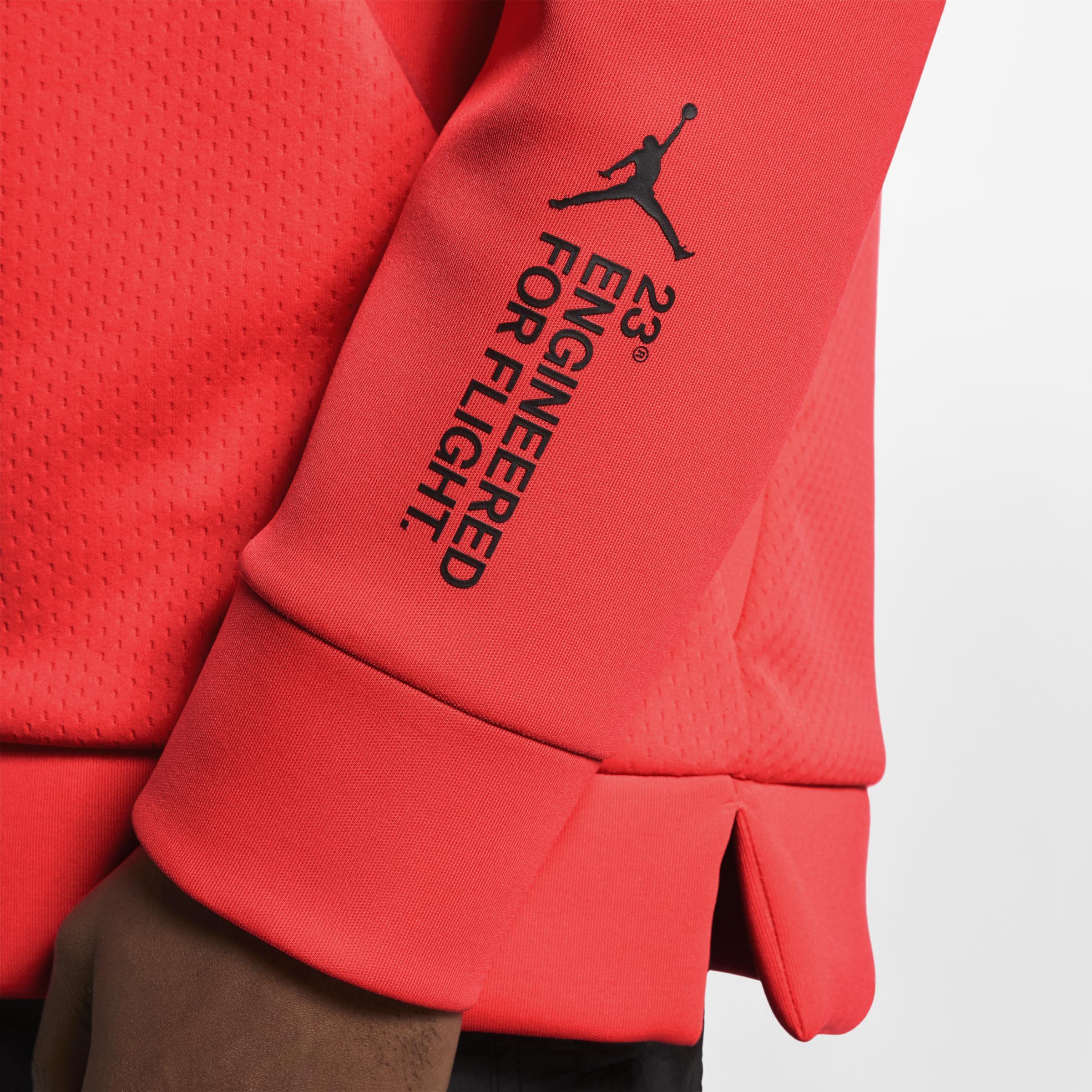 Jordan 23E Flight Tech Lite Hoodie mit durchgehendem Reißverschluss
