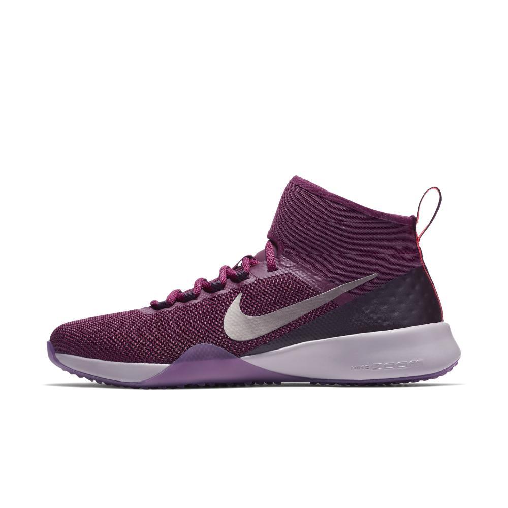 17c7efc28a437 Lyst - Nike Air Zoom Strong 2 Gem Women s Training Shoe in Purple