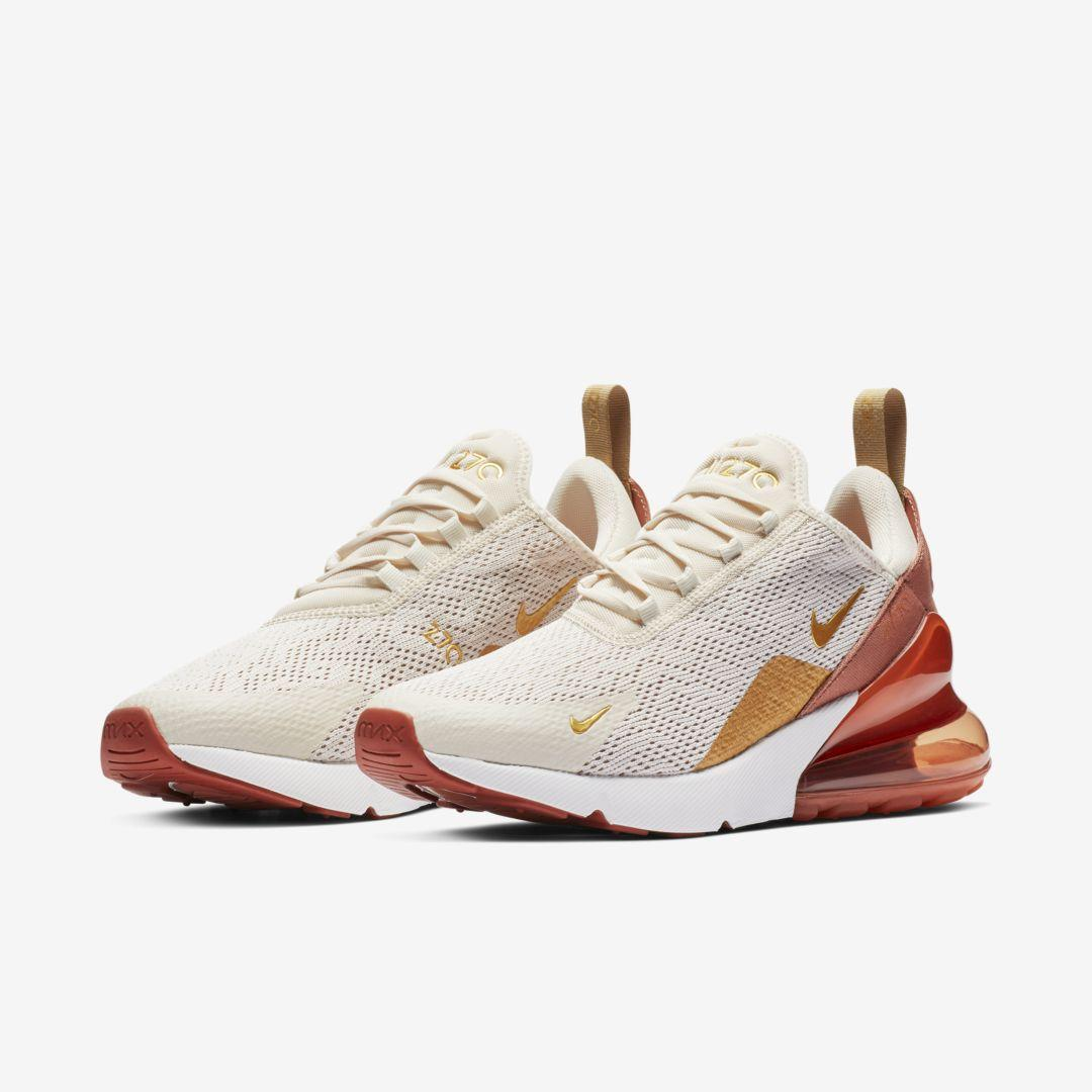 Nike Synthetic Air Max 270 Shoe Light Cream Save 50 Lyst