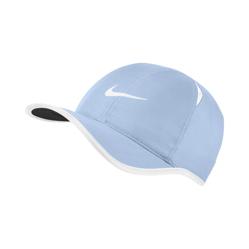 804f4f64 Lyst - Nike Court Featherlight Adjustable Tennis Hat (blue) in Blue ...