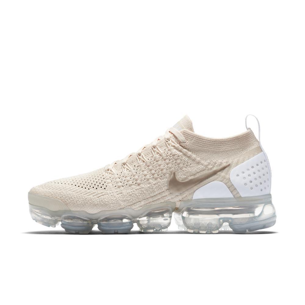 75443dc11e0d5 Lyst - Nike Air Vapormax Flyknit 2 Women s Running Shoe in Metallic