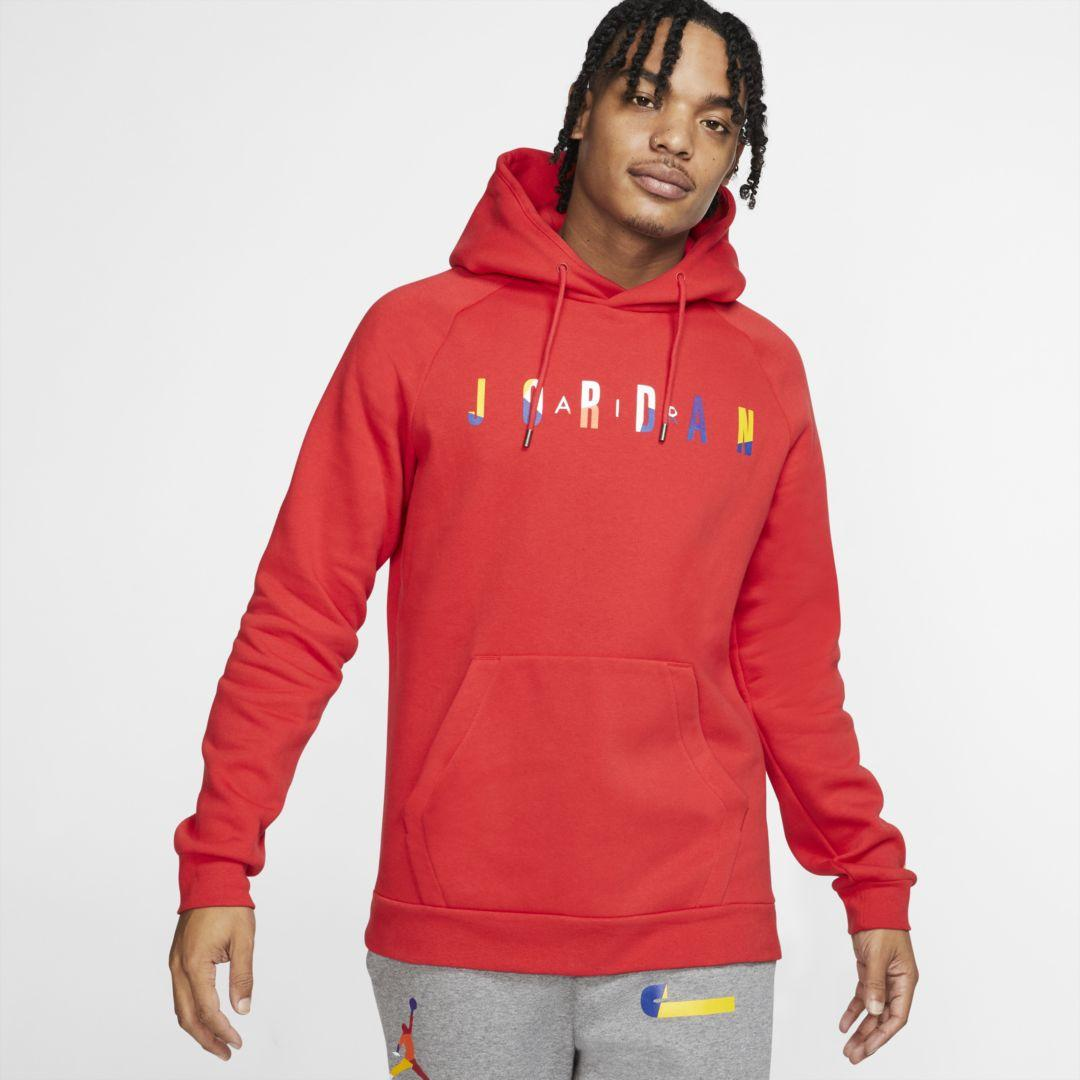 Nike Jordan Dna Fleece Pullover Hoodie