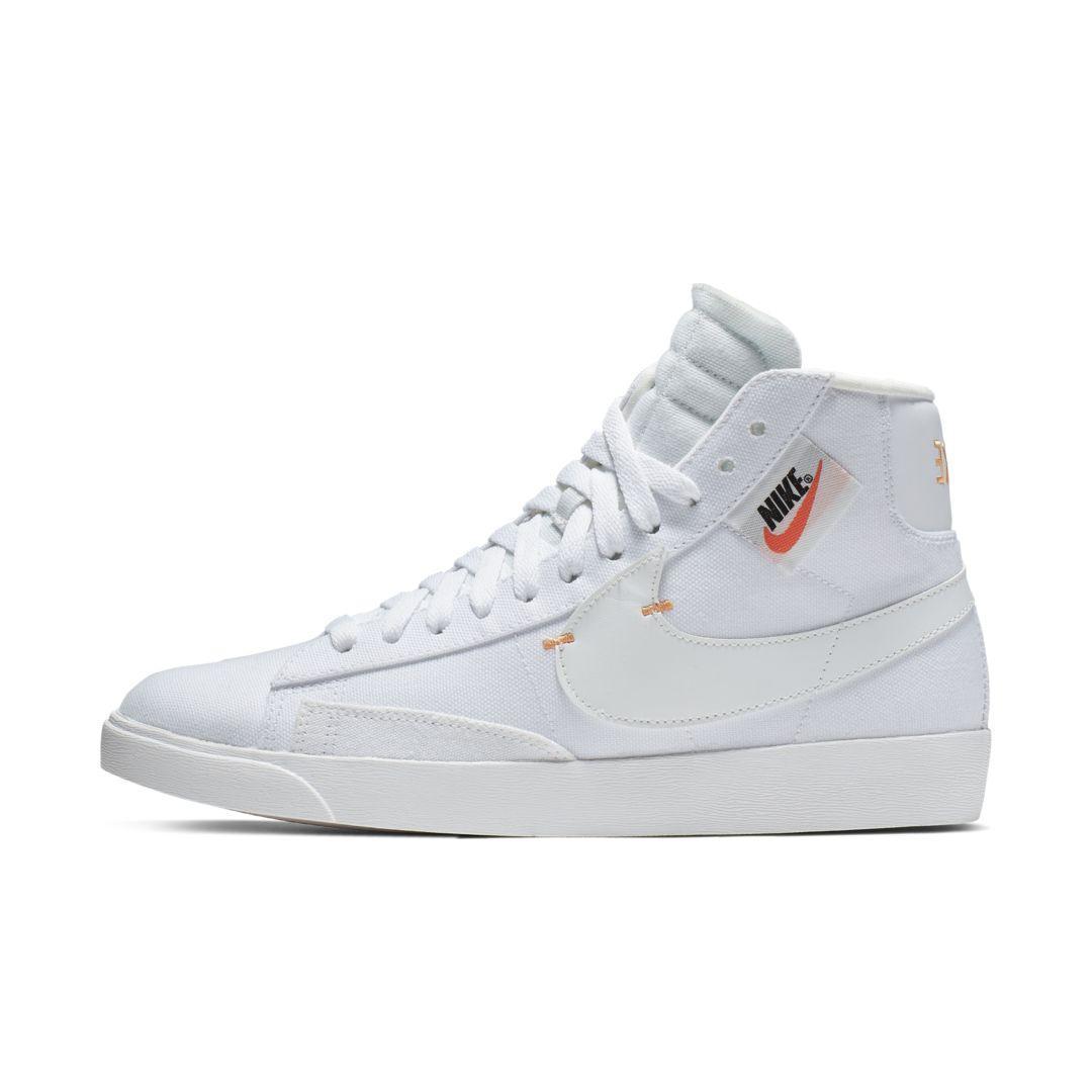 blazer mid rebel sneakers