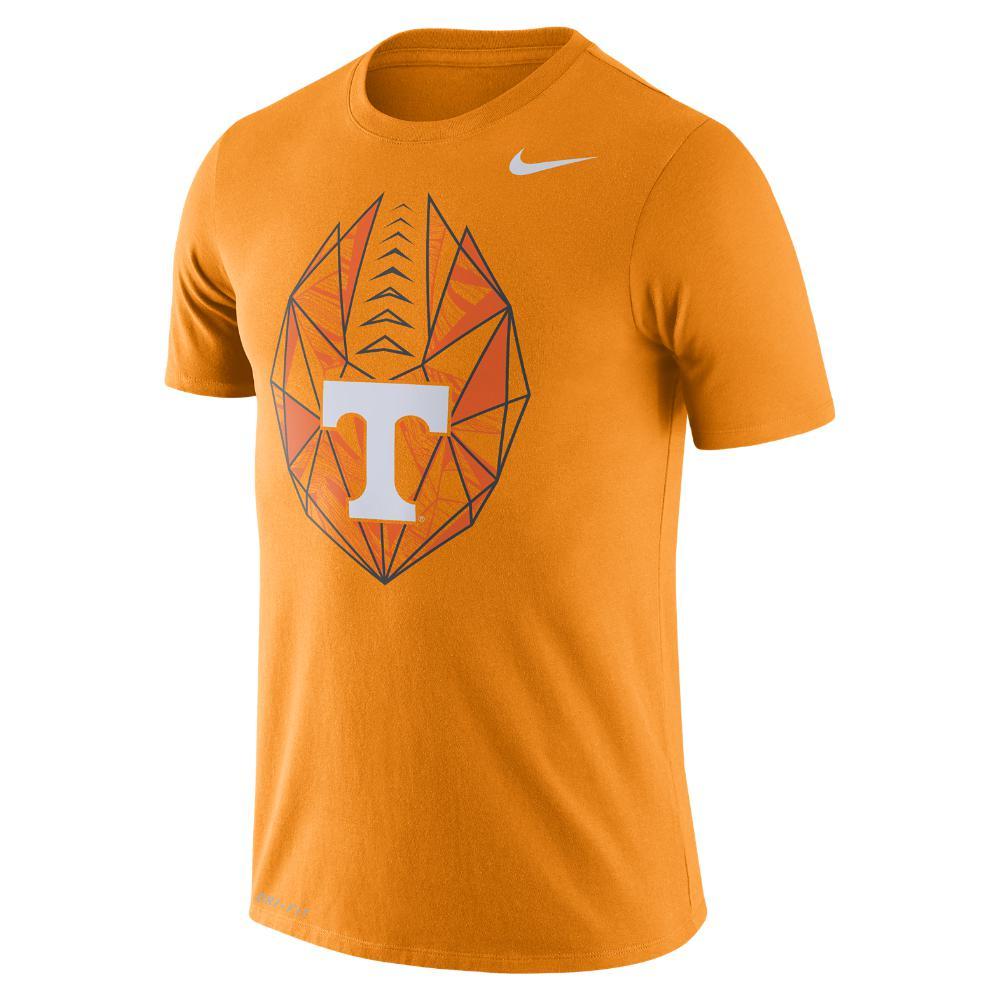 ae180d91ffff Lyst - Nike College Dri-fit Football Icon (tennessee) Men s T-shirt ...