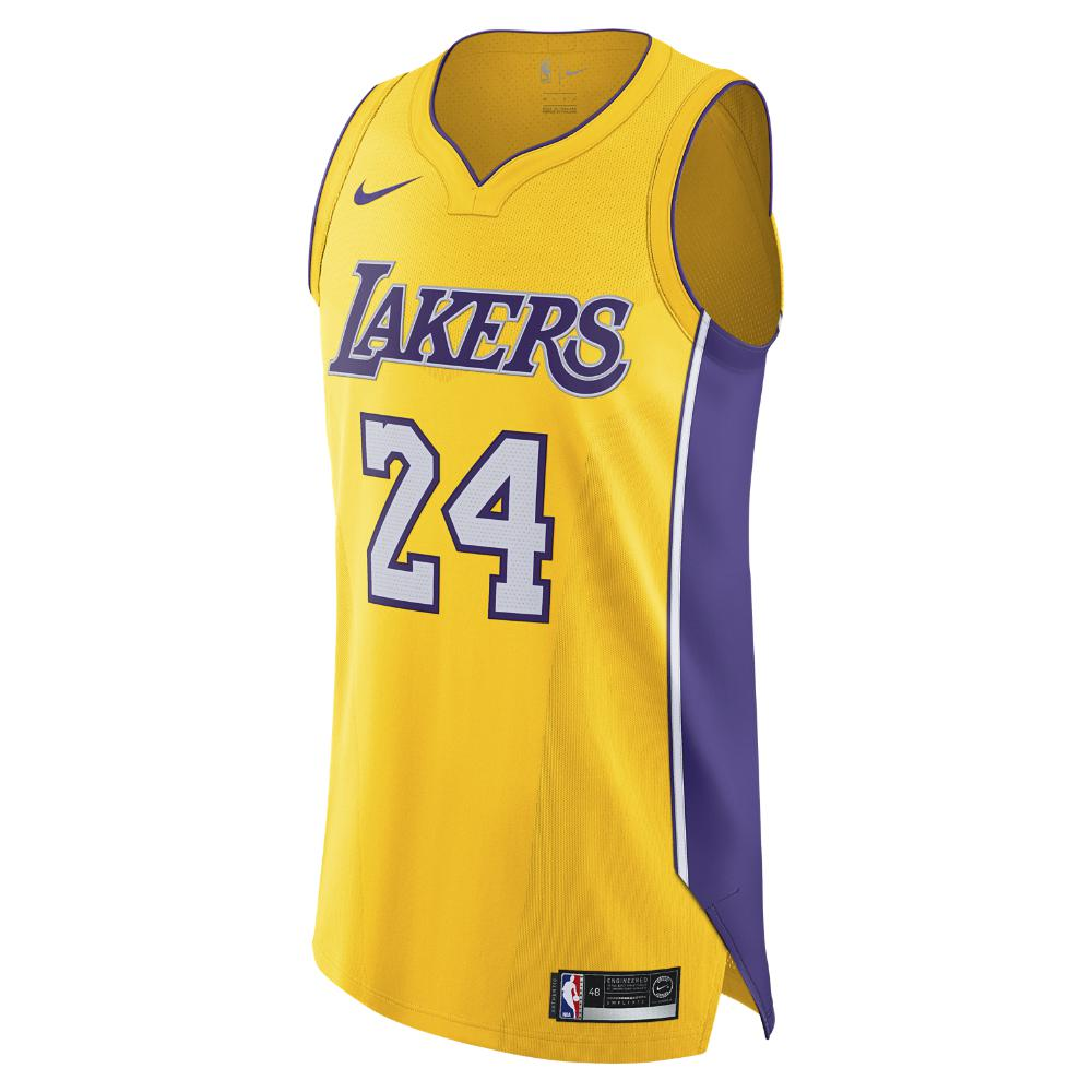 1d1af09df041 Lyst - Nike Kobe Bryant Icon Edition Authentic (los Angeles Lakers ...