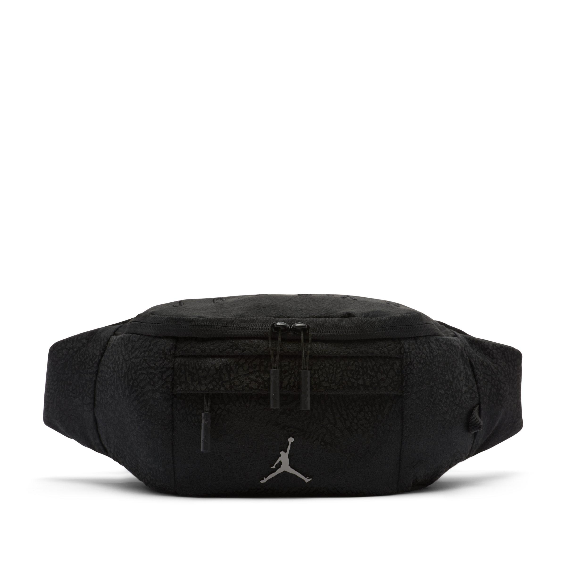 Nike Jordan Jumpman Air Crossbody Bag in Black - Lyst 497823cf71292