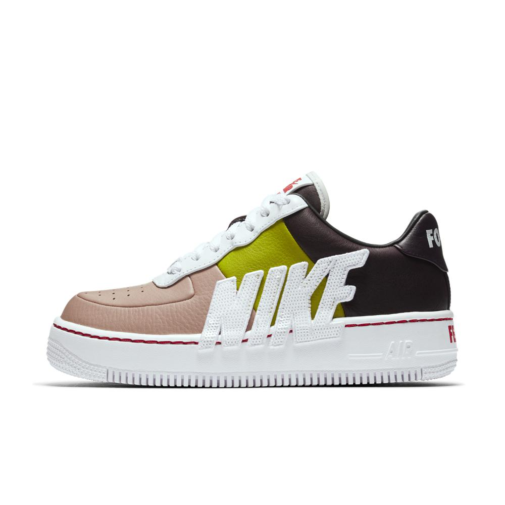 Lyst Nike Air Force 1 Upstep Lx Women's Shoe in White