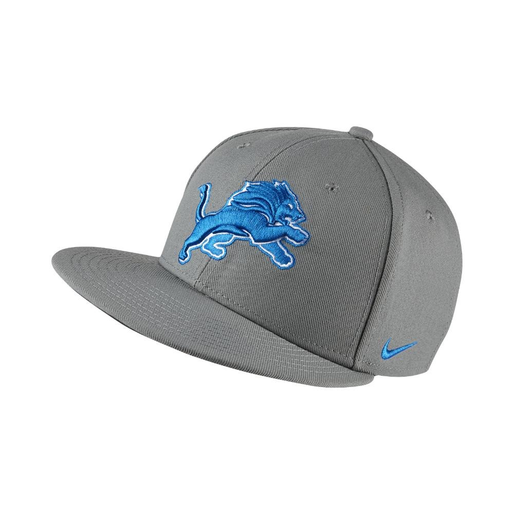 ecfcb9d68 Nike Gray Energy Xc True (nfl Lions) Adjustable Hat (grey) for men