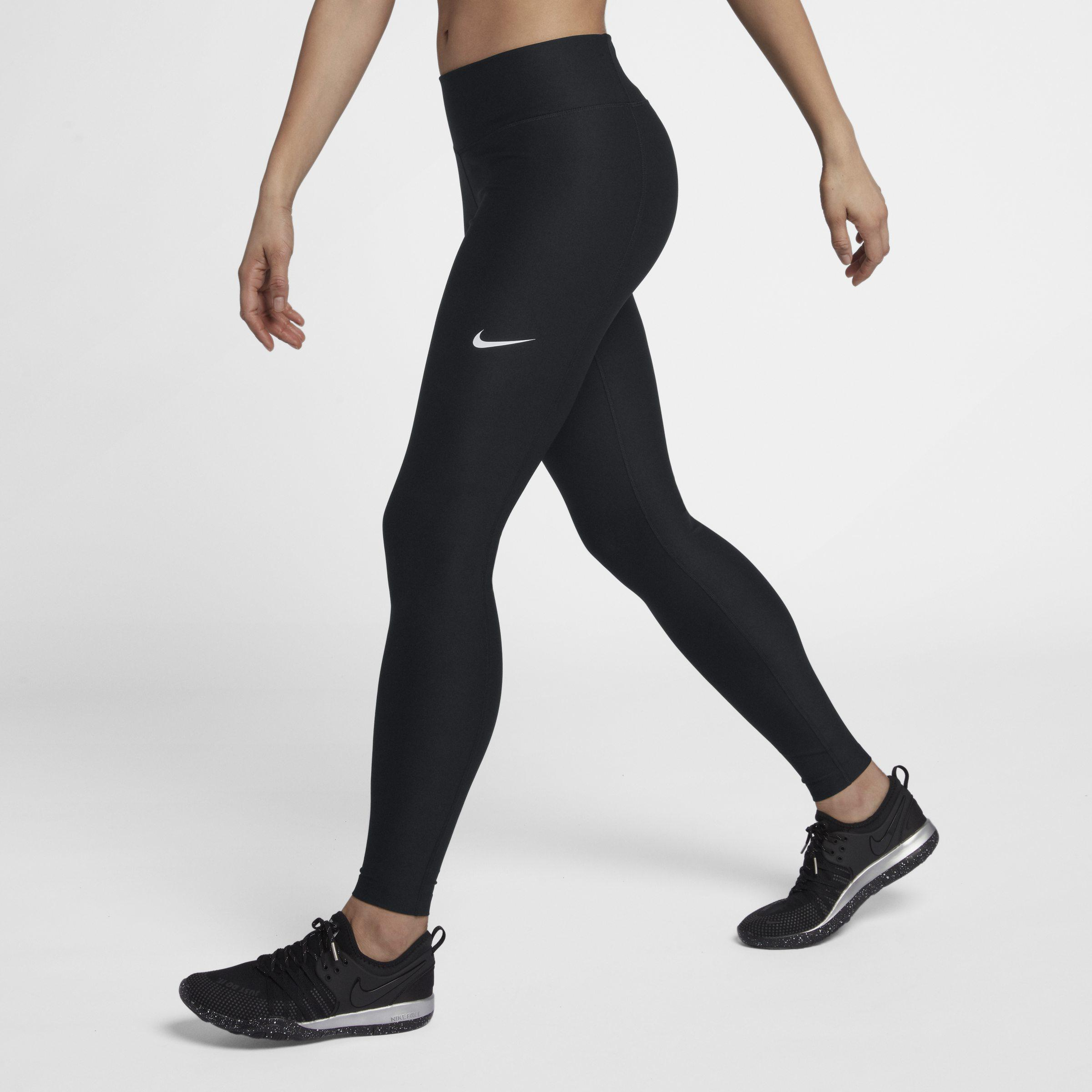 b90cf1a760e6be Nike Power Victory Training Tights in Black - Lyst