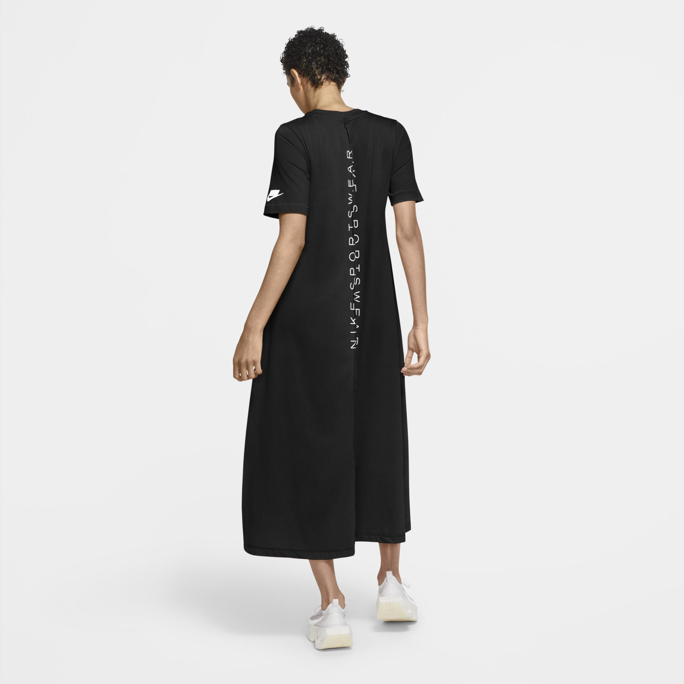 Hoodie-Kleid Für Damen Nike Sportswear Nsw  Atlanta 2021